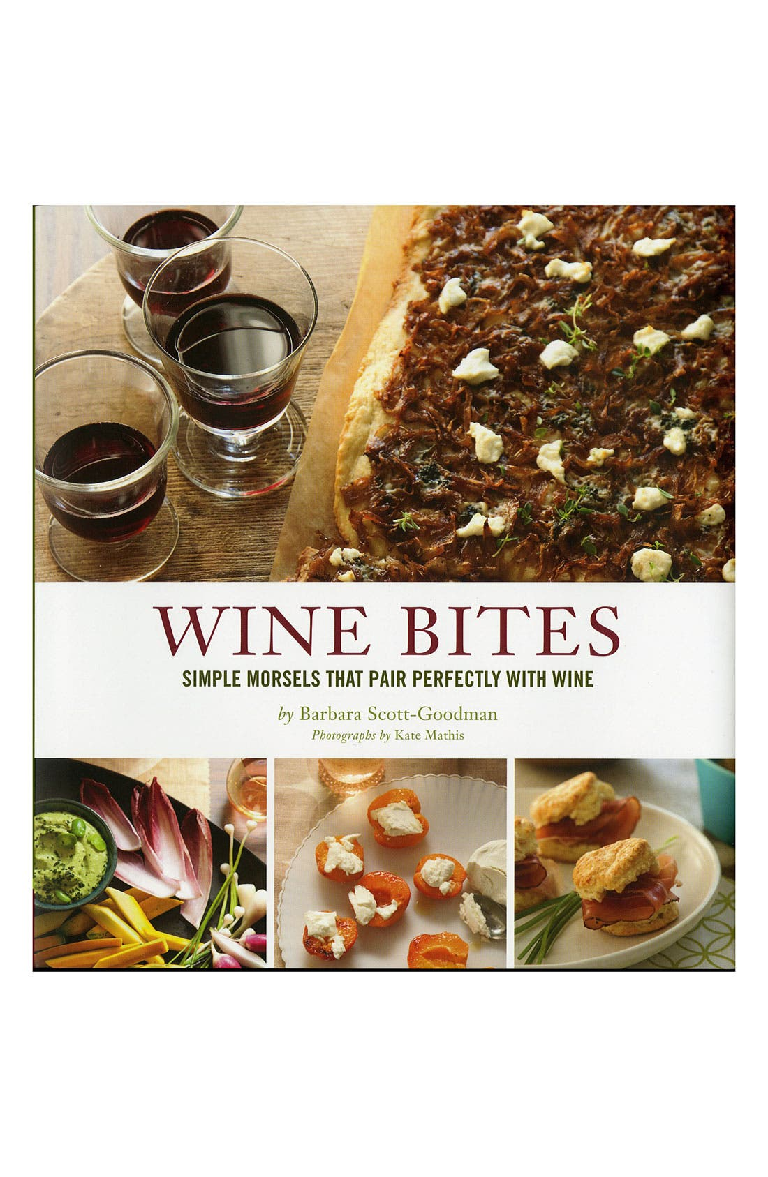 Alternate Image 1 Selected - 'Wine Bites' Cookbook