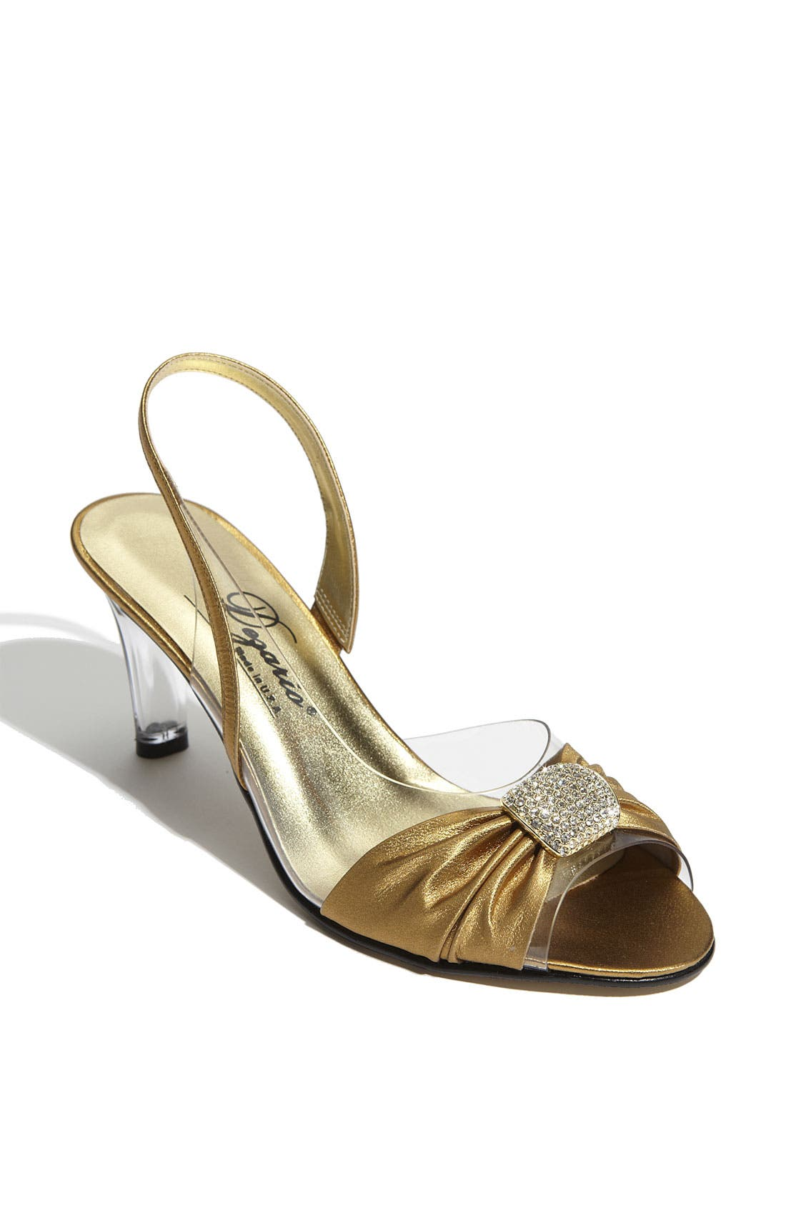 Alternate Image 1 Selected - Dezario 'Turban' Slingback Sandal