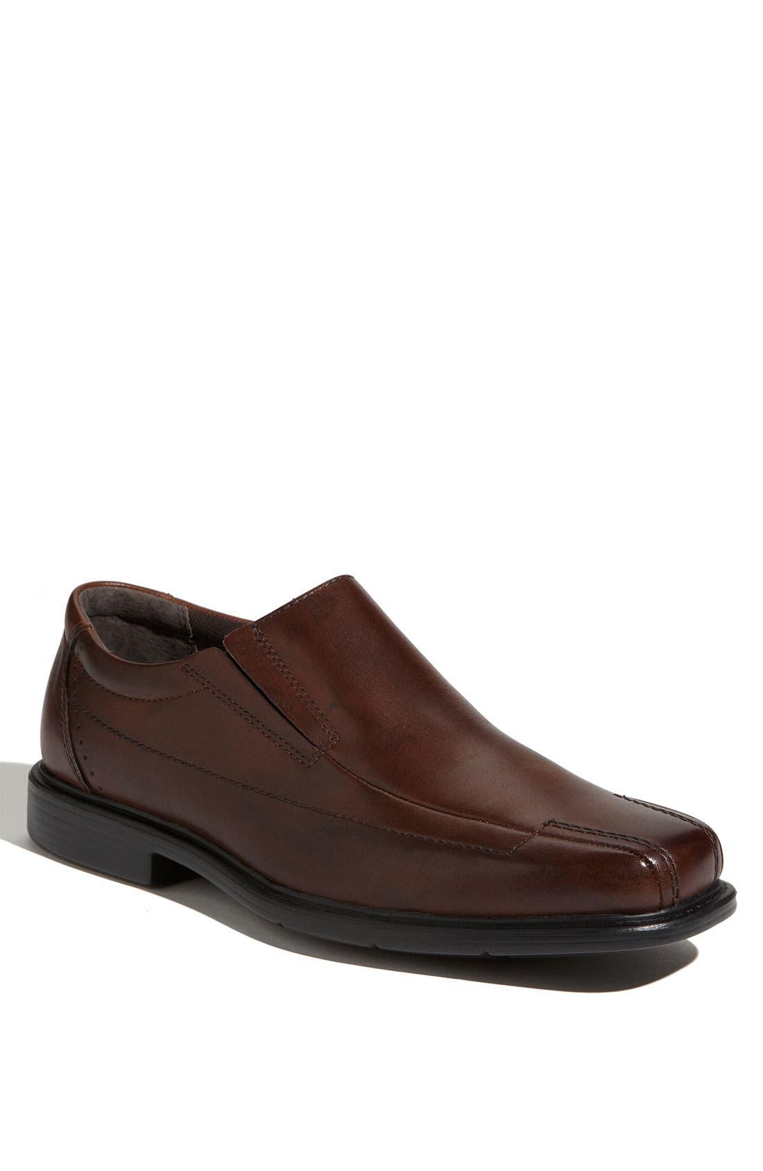 Alternate Image 1 Selected - Clarks® England 'Deane' Loafer