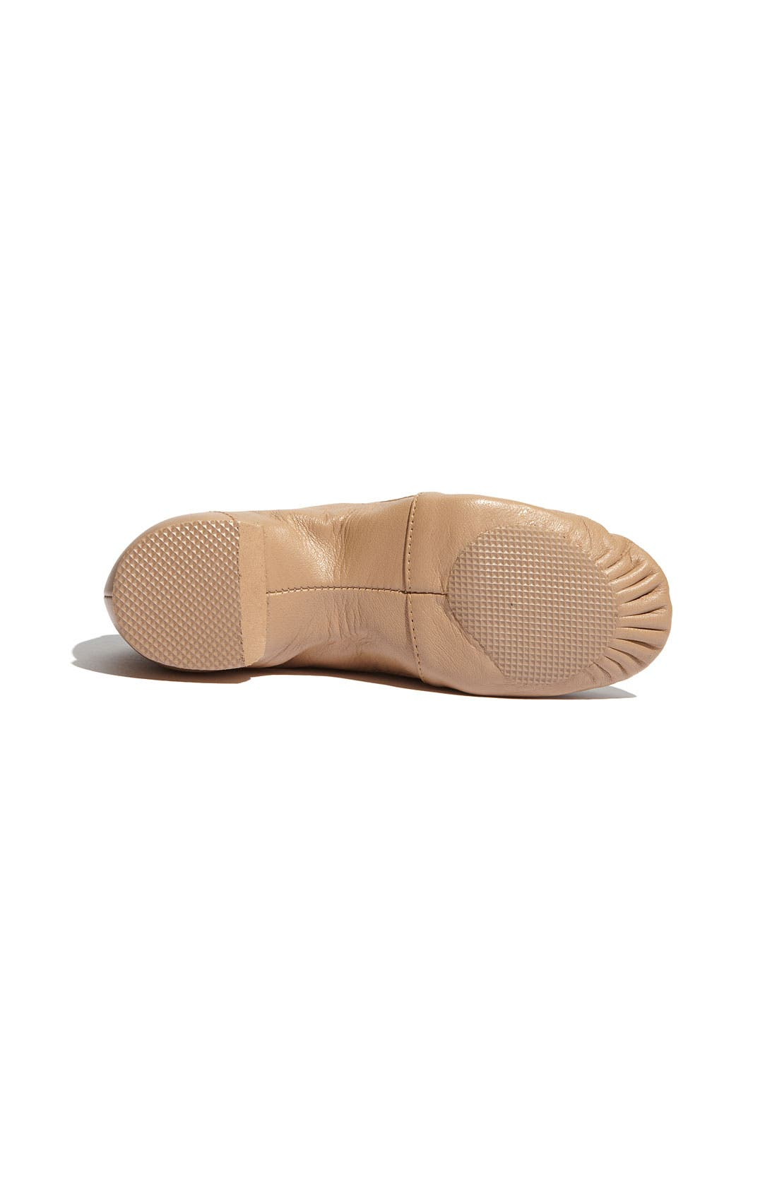 Alternate Image 4  - Bloch 'Elasta Bootie' Jazz Shoe (Toddler, Little Kid & Big Kid)