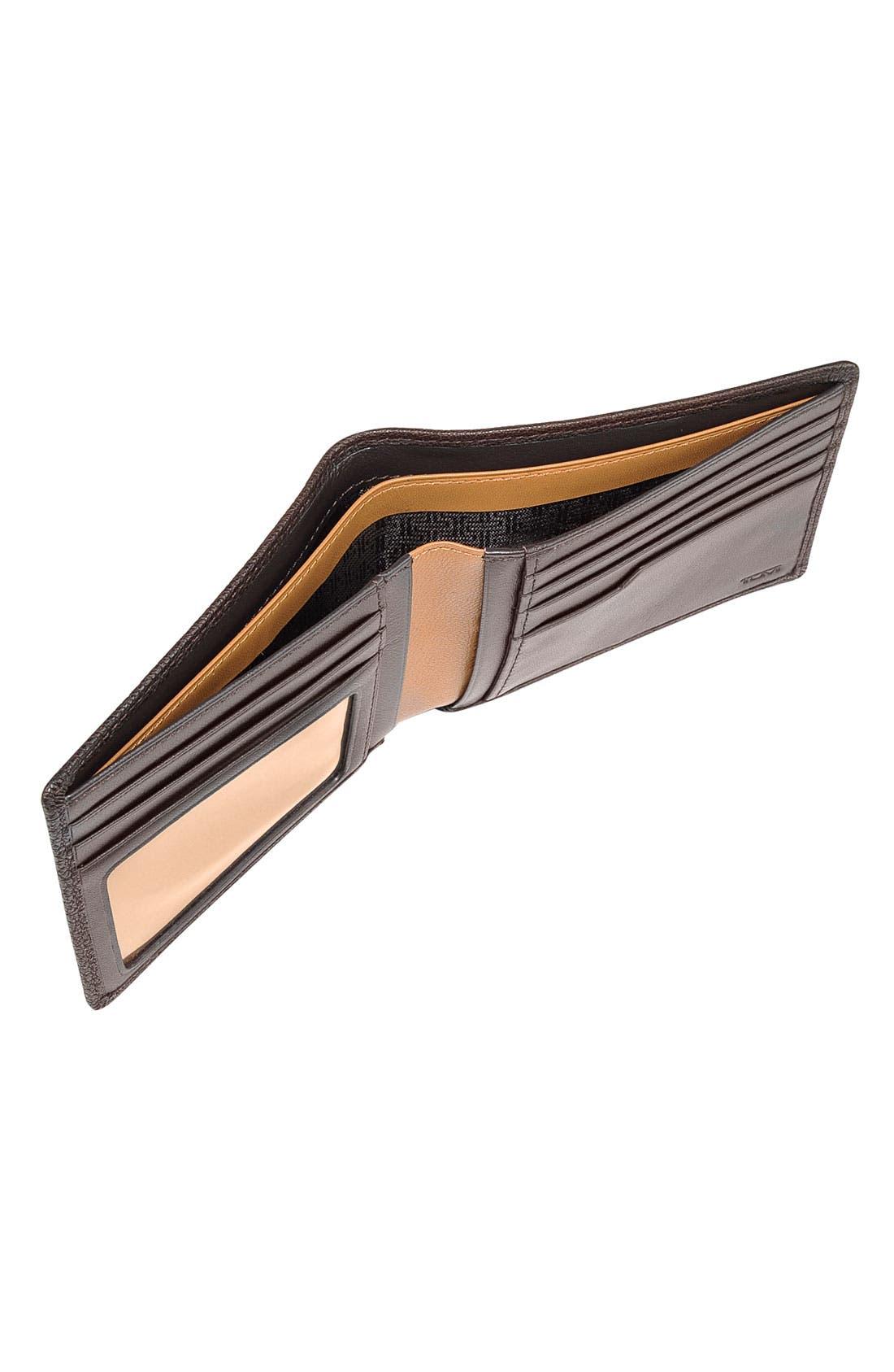 Alternate Image 2  - Tumi 'Sierra - Global' Double Billfold ID Wallet