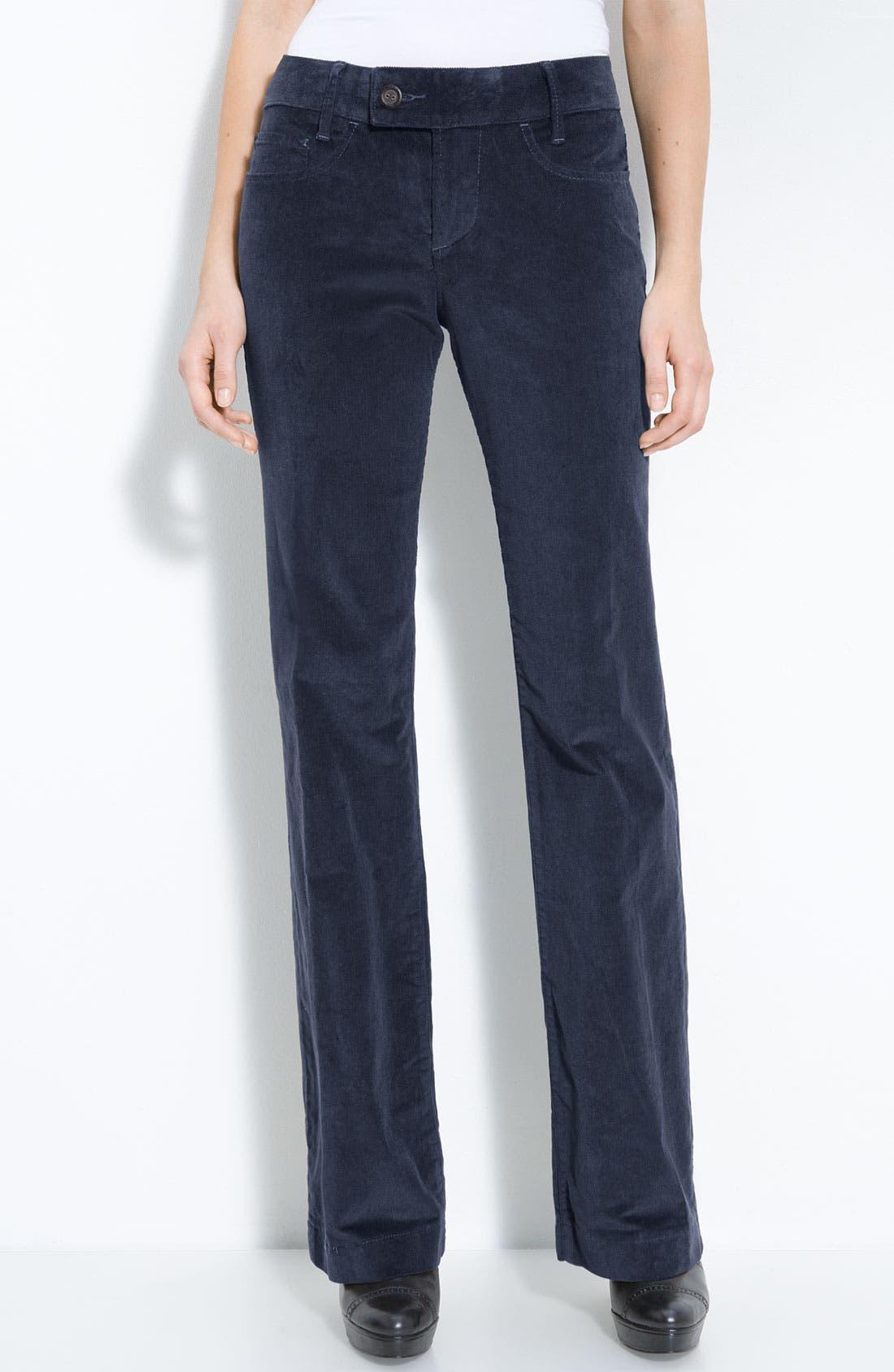 Main Image - Jag Jeans 'Jewel' Corduroy Trousers