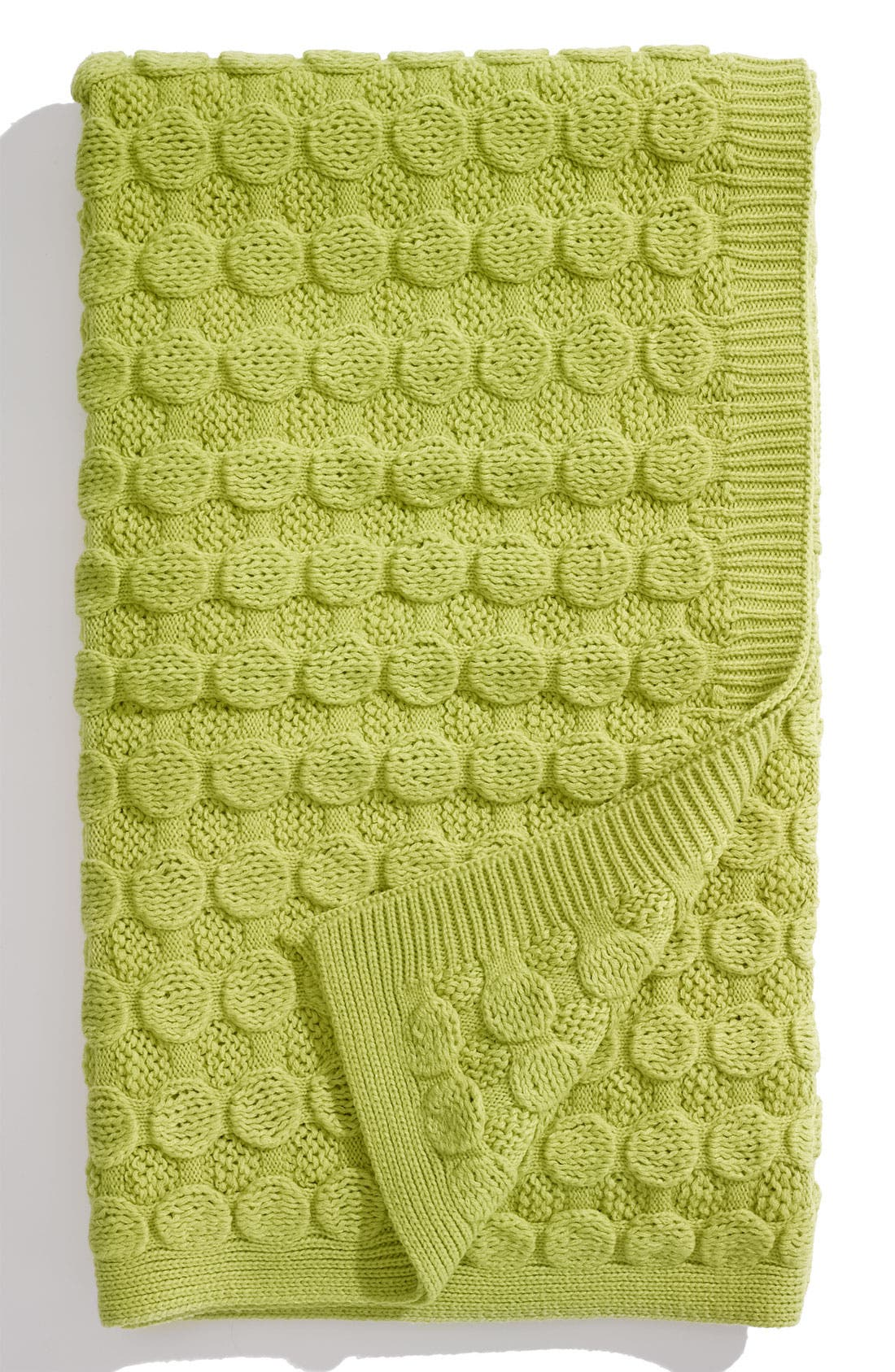 Alternate Image 1 Selected - Nordstrom at Home 'Bubble Wrap' Knit Throw