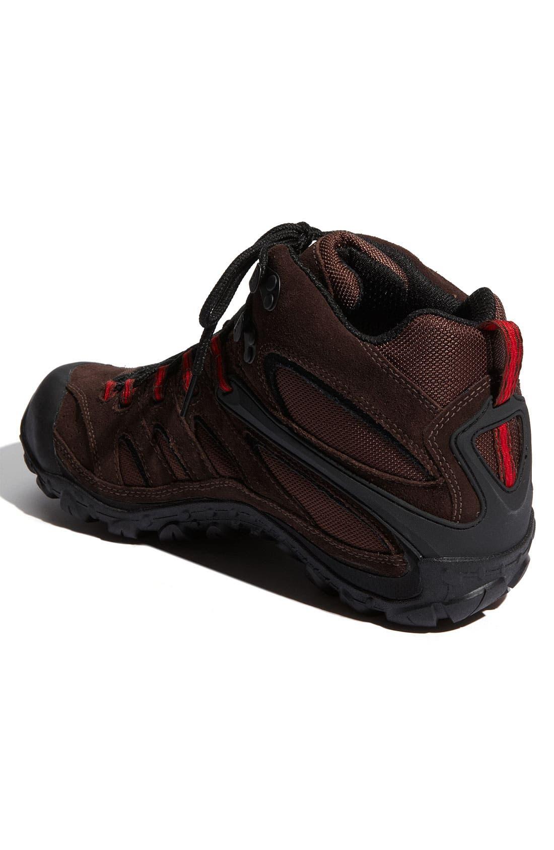 Alternate Image 3  - Merrell 'Chameleon 4 Mid Ventilator GORE-TEX®' Hiking Boot