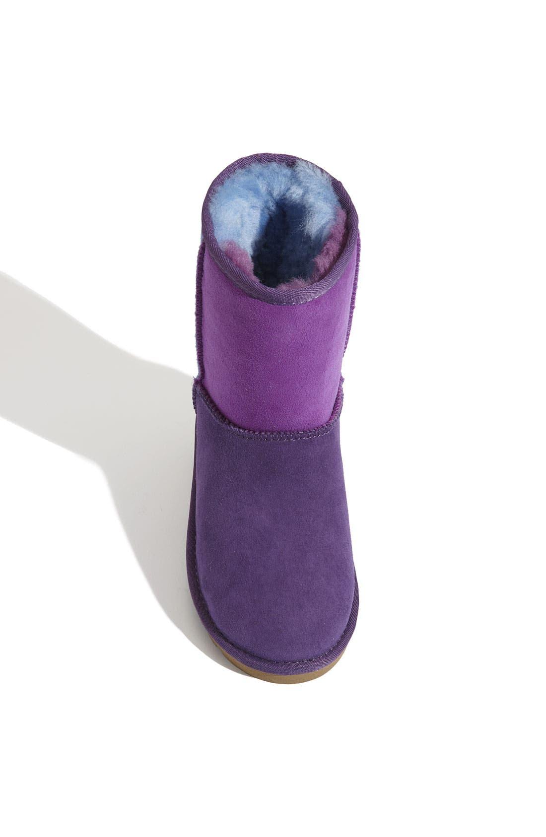 Alternate Image 3  - UGG® 'Classic Short - Patchwork' Boot (Walker)