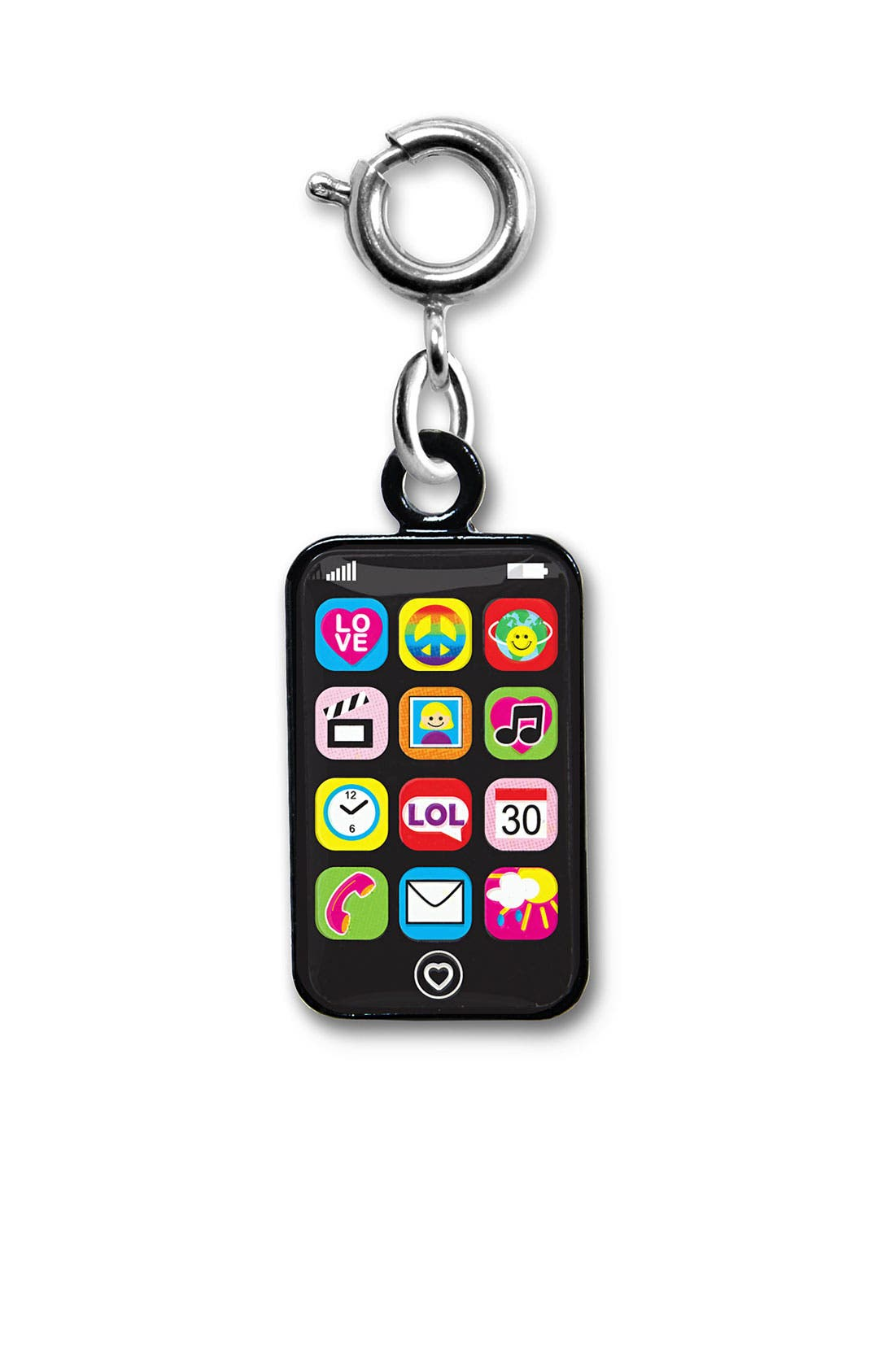 Alternate Image 1 Selected - CHARM IT!® 'Touch Phone' Charm (Girls)