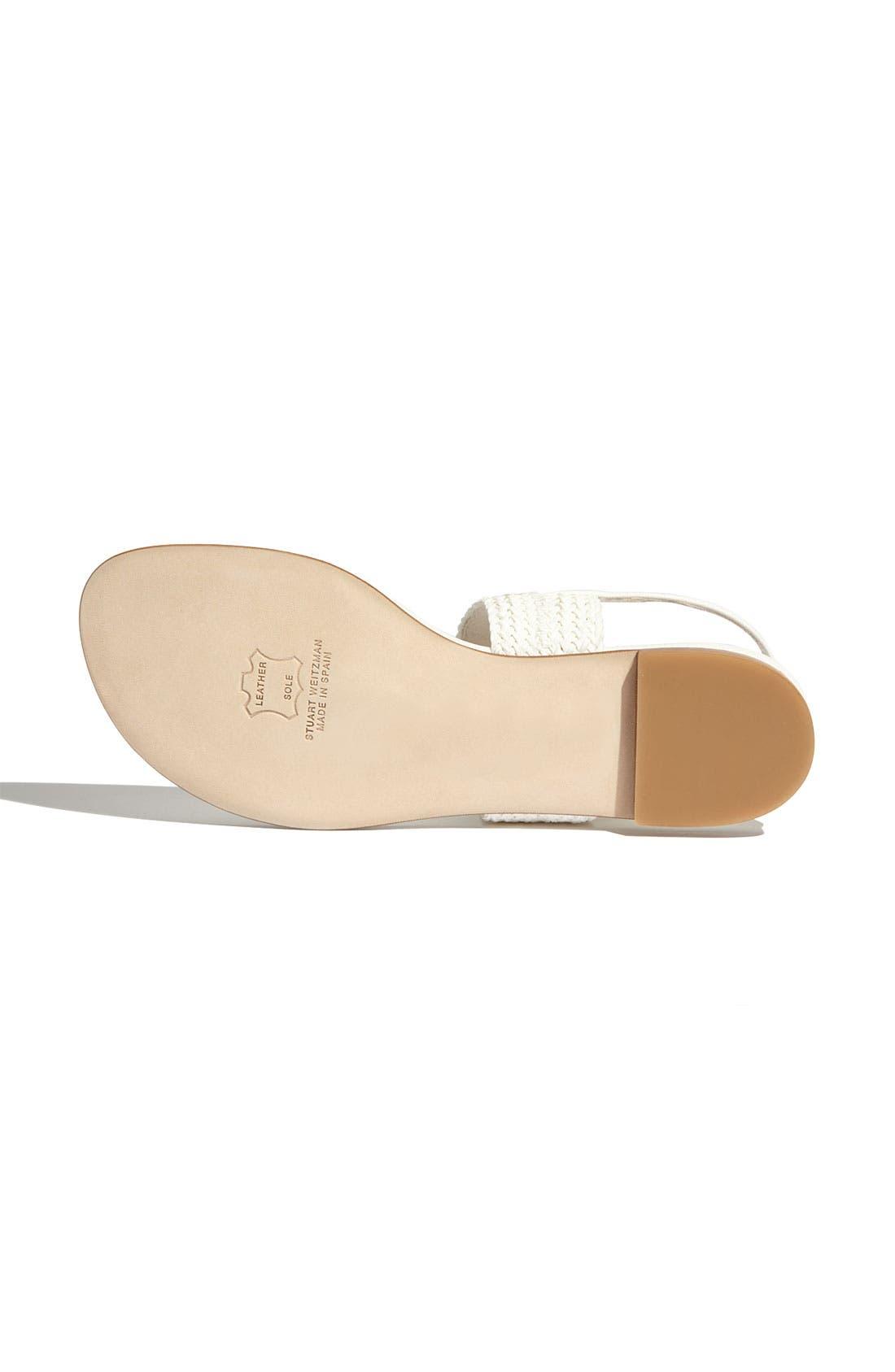 Alternate Image 4  - Stuart Weitzman 'Bimini' Sandal
