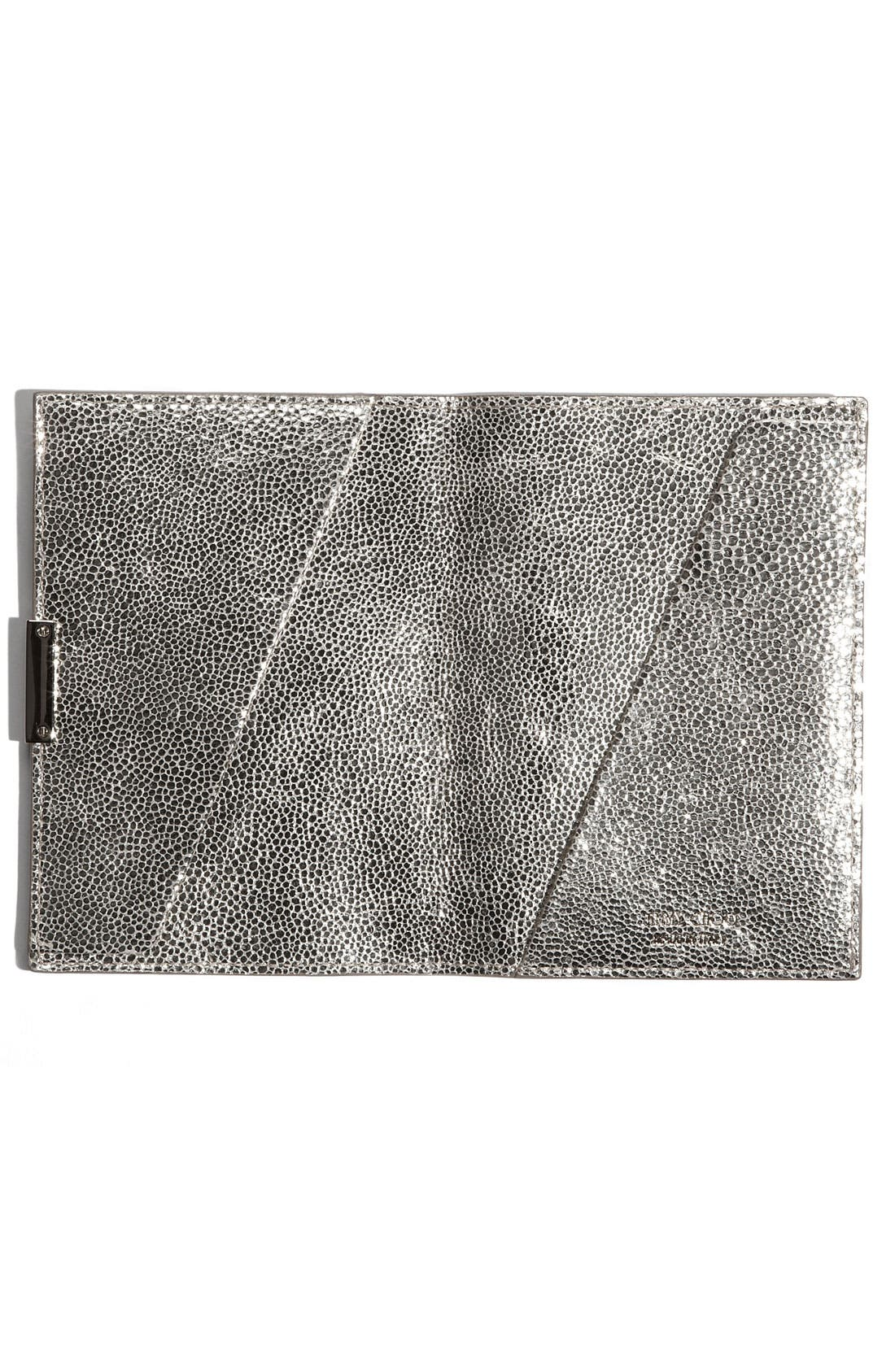 Alternate Image 3  - Jimmy Choo 'Reno' Fabric Passport Holder