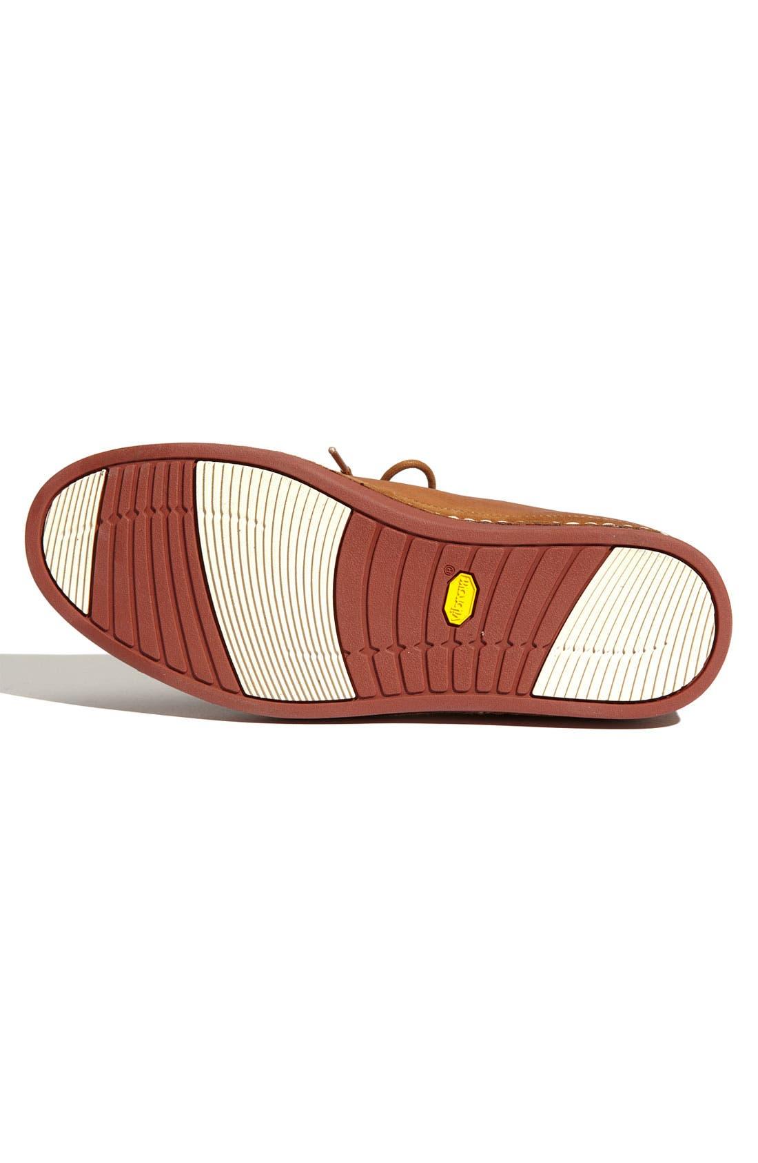 Alternate Image 4  - UGG® Australia 'Duncan Bay' Leather Sneaker (Men)