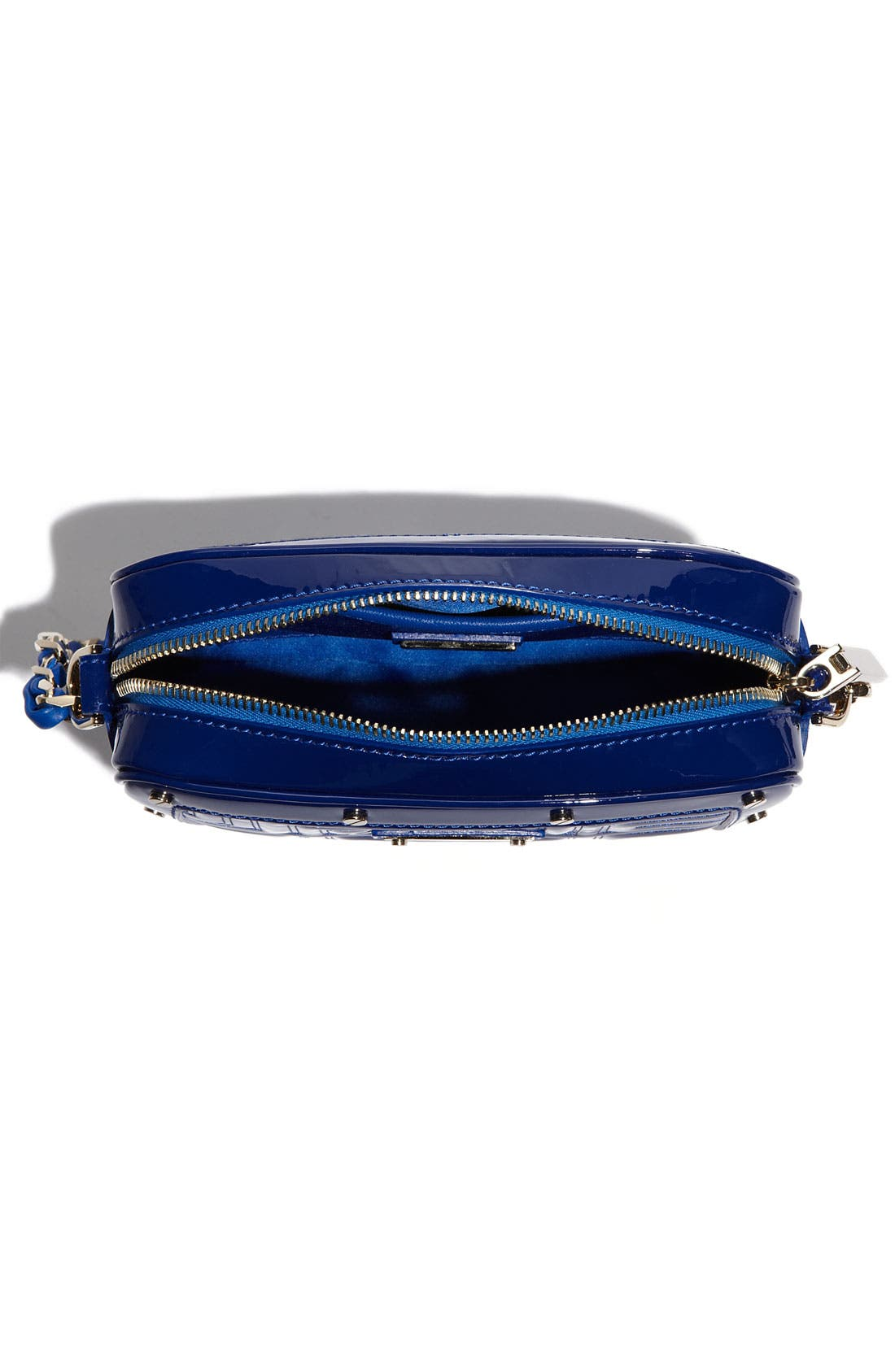 Alternate Image 3  - Versace 'Couture' Patent Leather Crossbody Bag