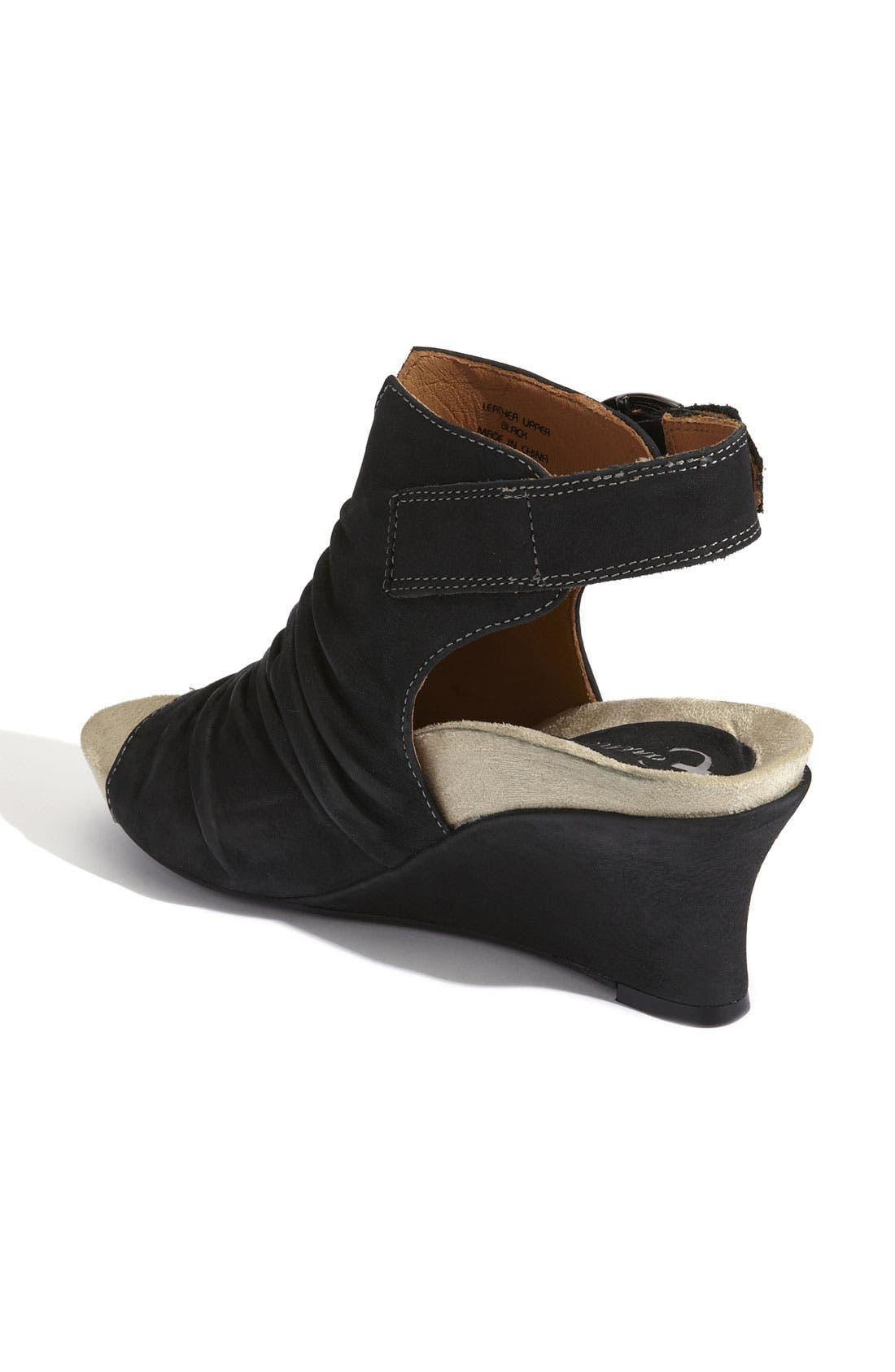 Alternate Image 2  - Earthies® 'Bonaire Too' Wedge Sandal