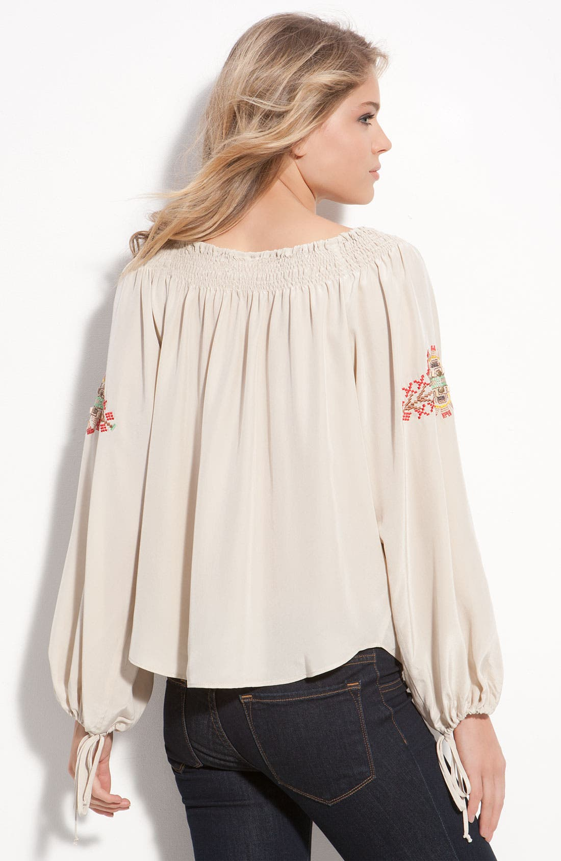 Alternate Image 2  - Parker Bohemian Blouse