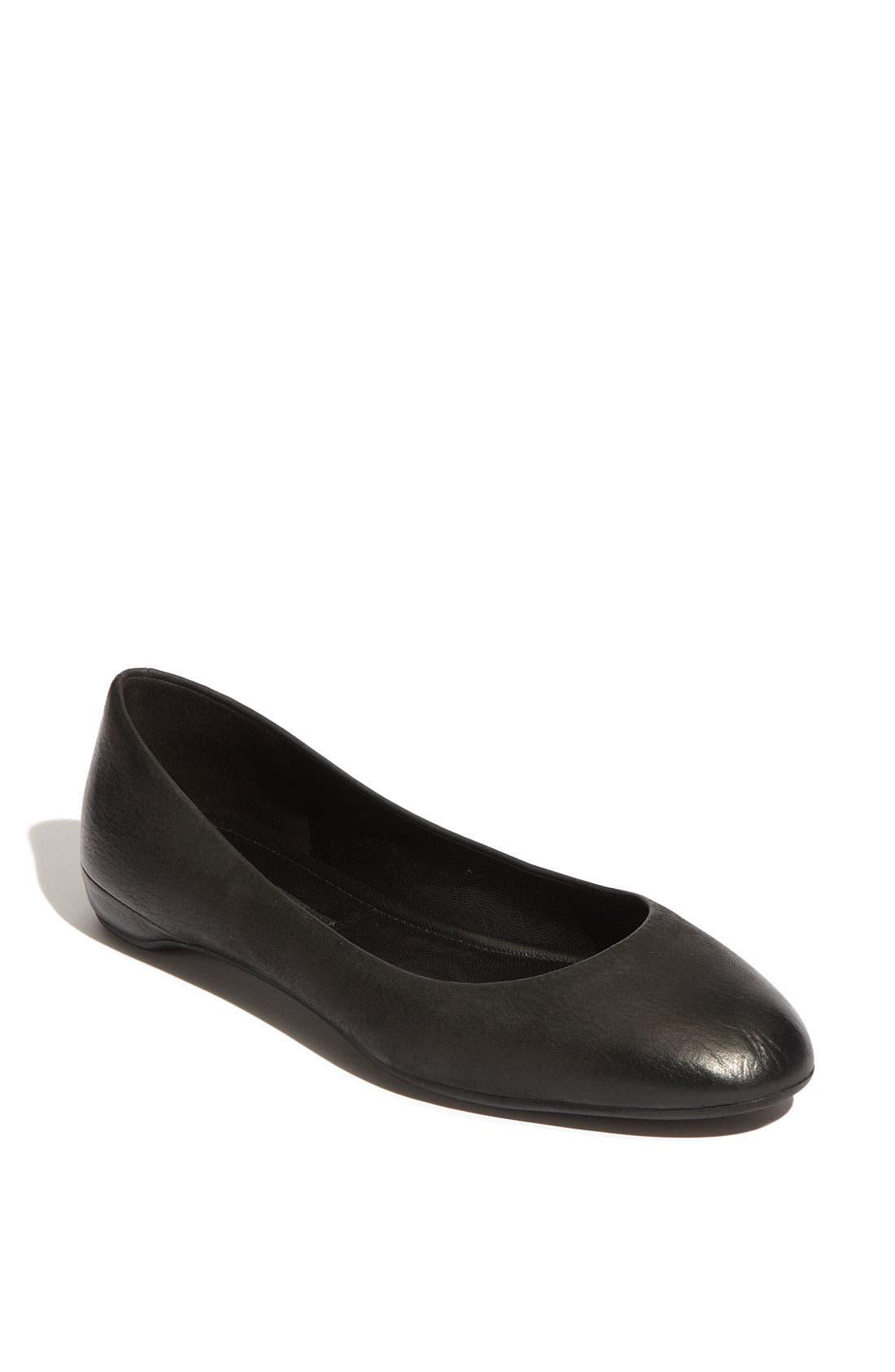 Main Image - ECCO 'Mary' Ballerina Flat