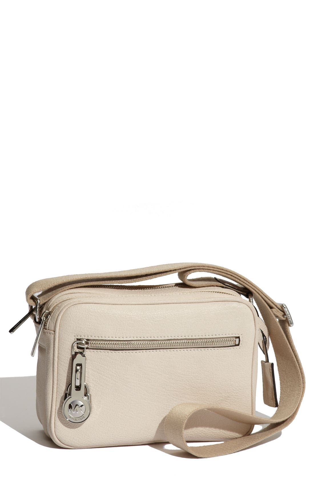 Main Image - MICHAEL Michael Kors 'Flight' Crossbody Bag