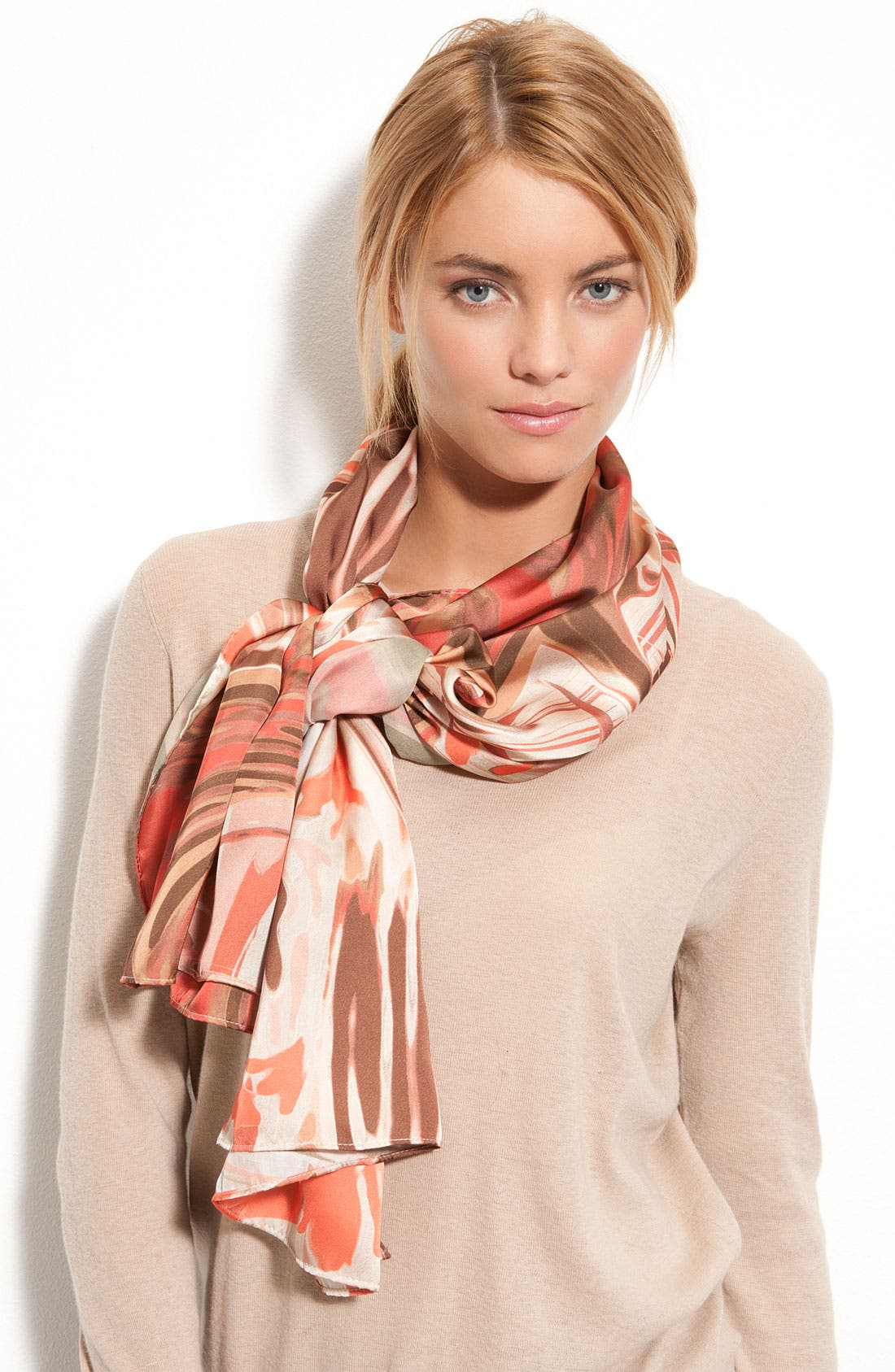 Alternate Image 1 Selected - Nordstrom Print Scarf