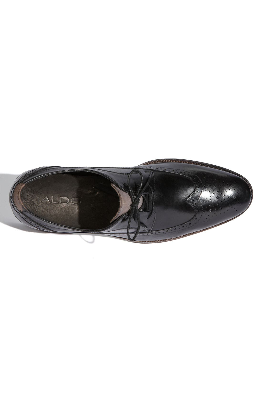 Alternate Image 3  - ALDO 'Brownlie' Wingtip Oxford