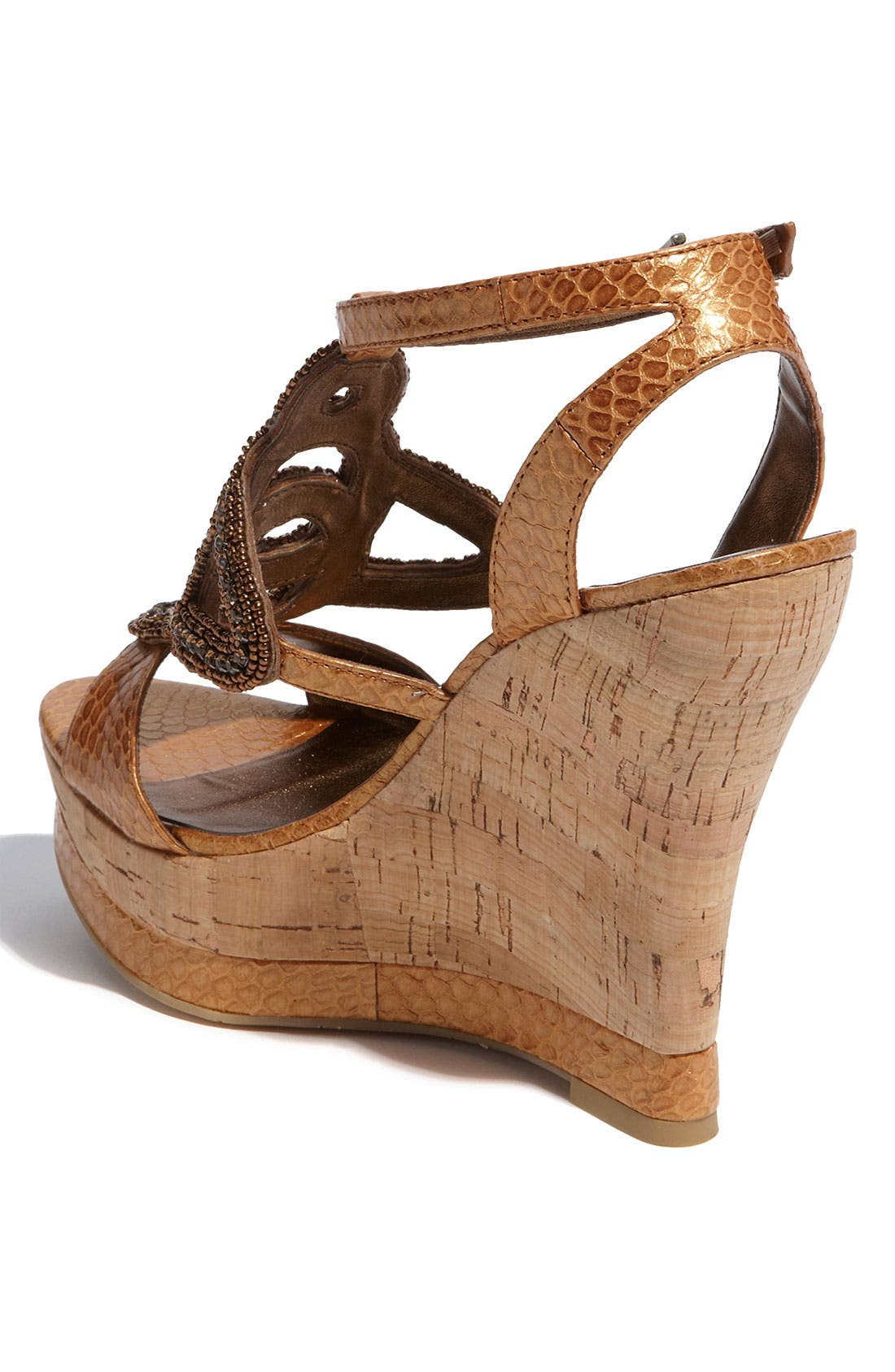 Alternate Image 2  - Pelle Moda 'Niland' Wedge Sandal