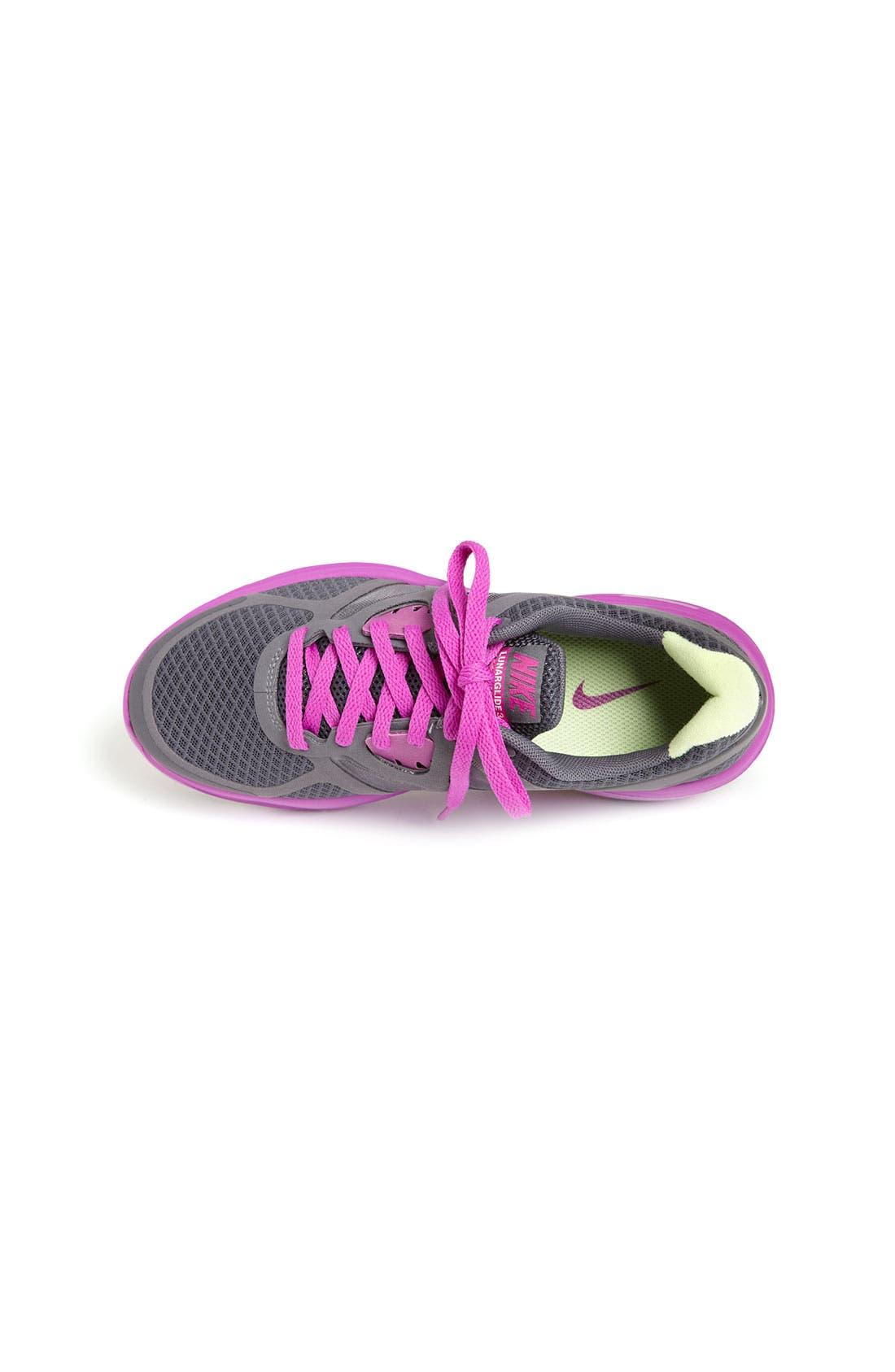 Alternate Image 3  - Nike 'LunarGlide 3' Running Shoe (Toddler, Little Kid & Big Kid)
