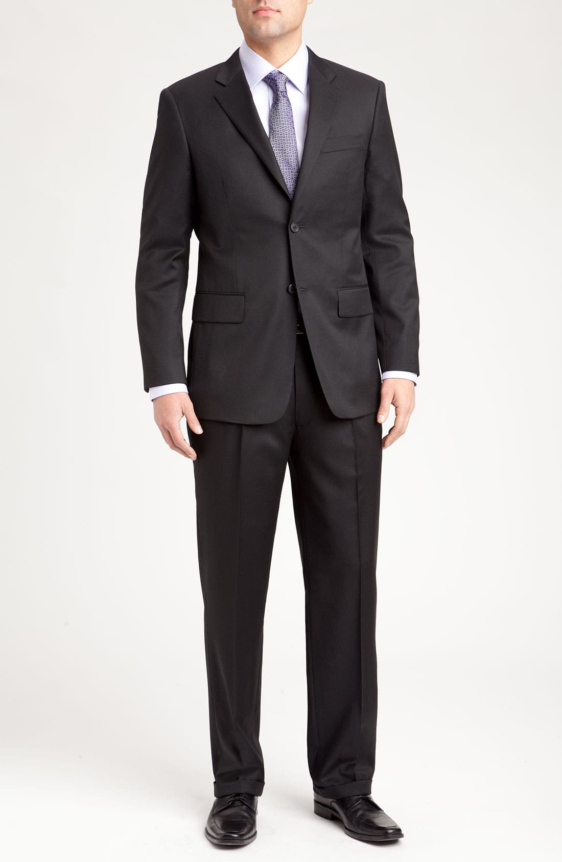 Alternate Image 2  - John W. Nordstrom® Travel Wool Suit