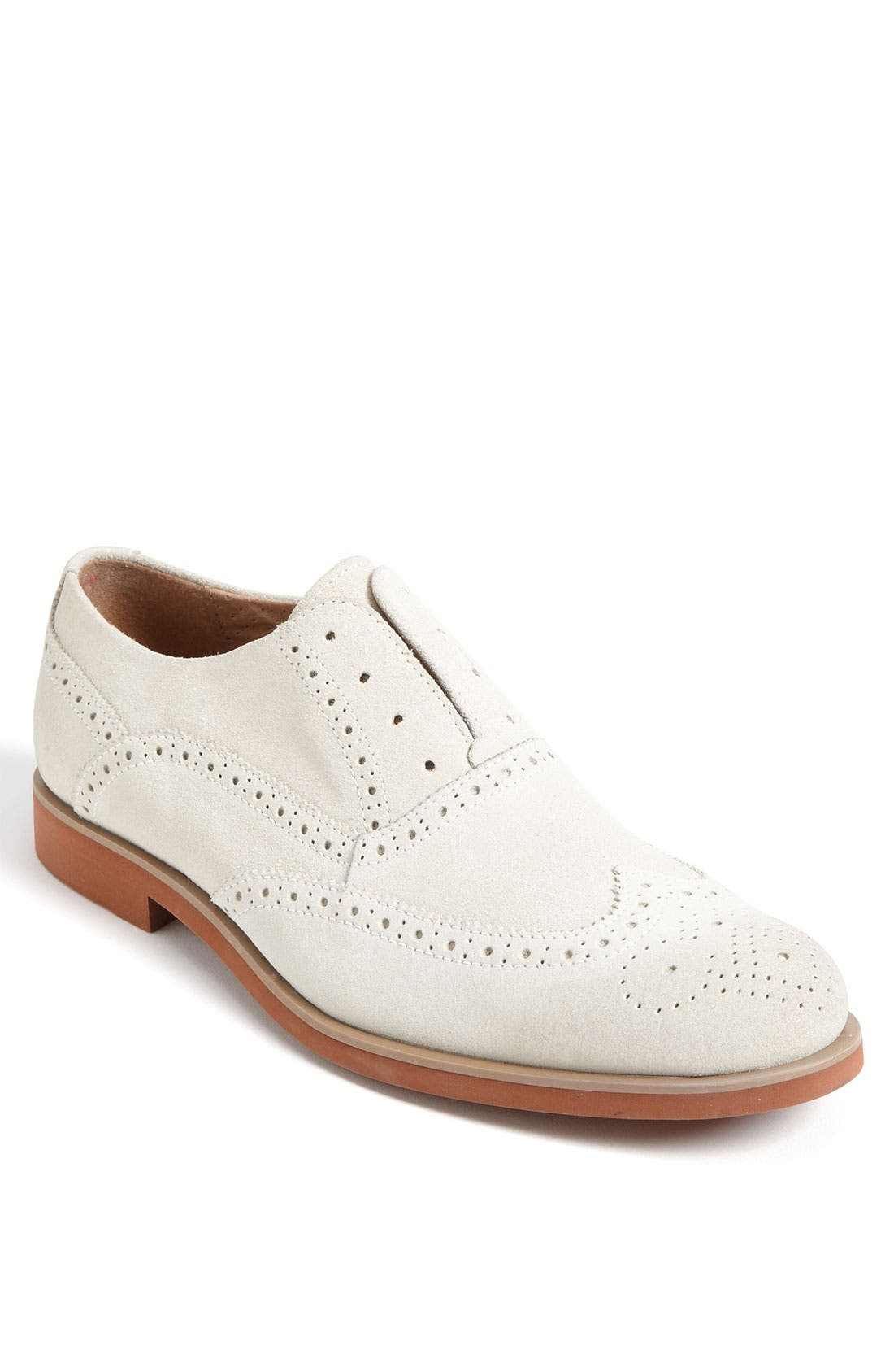 Alternate Image 1 Selected - Florsheim 'No String' Wingtip Oxford