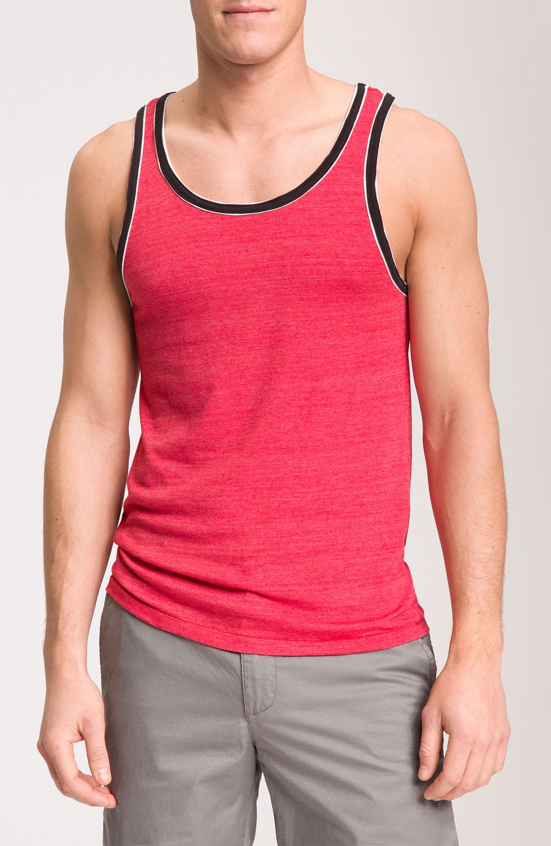 Main Image - Alternative Double Ringer Tank Top