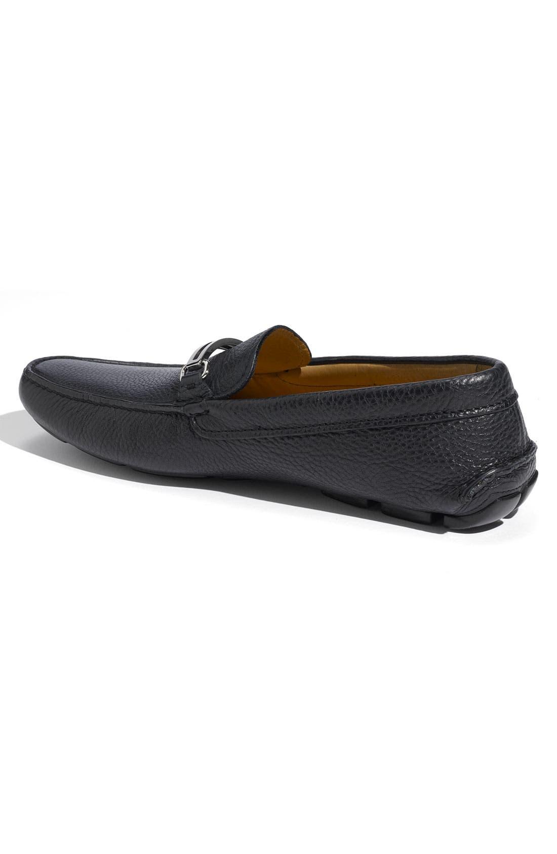 Alternate Image 2  - Prada Driving Shoe (Men) (Nordstrom Exclusive)