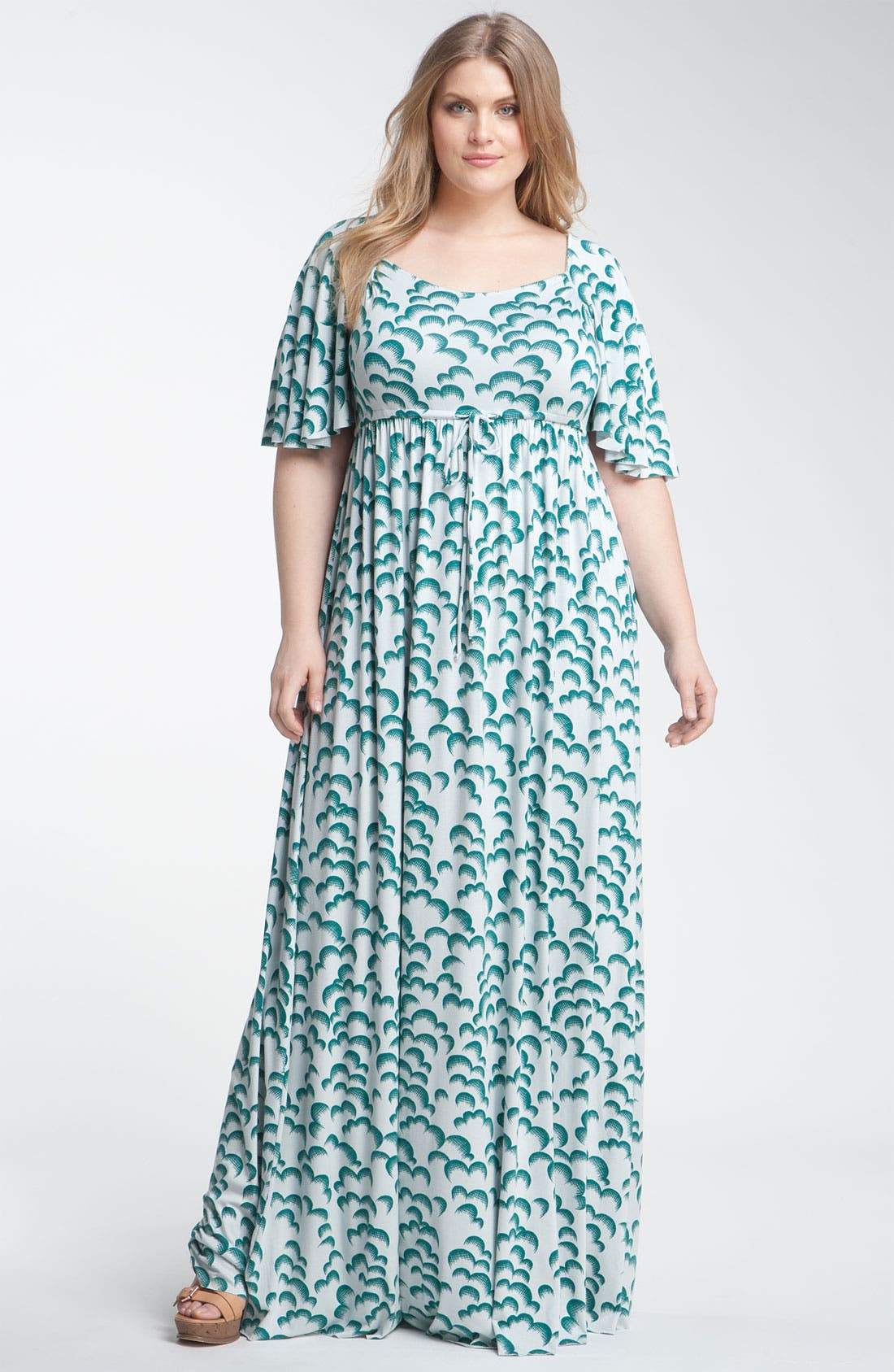 Alternate Image 1 Selected - Rachel Pally 'Romeo' Maxi Dress (Plus)