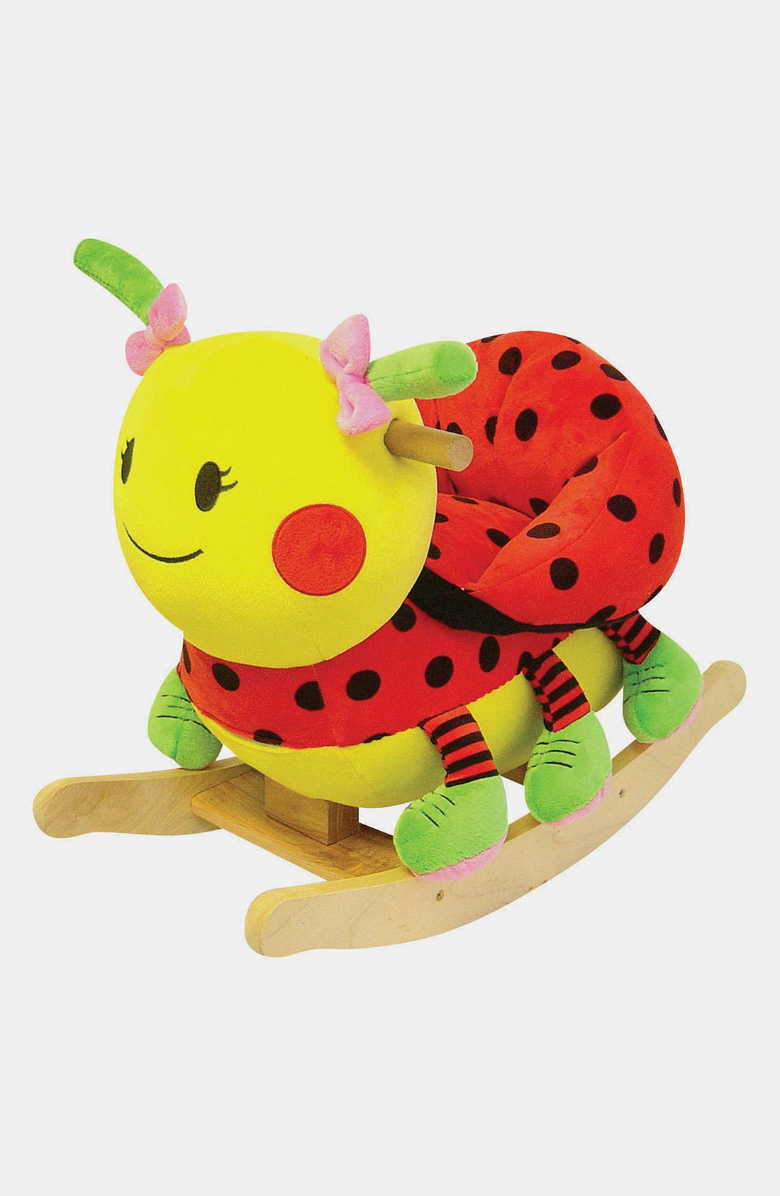 Main Image - Charm Co. 'Ladybug' Musical Rocker