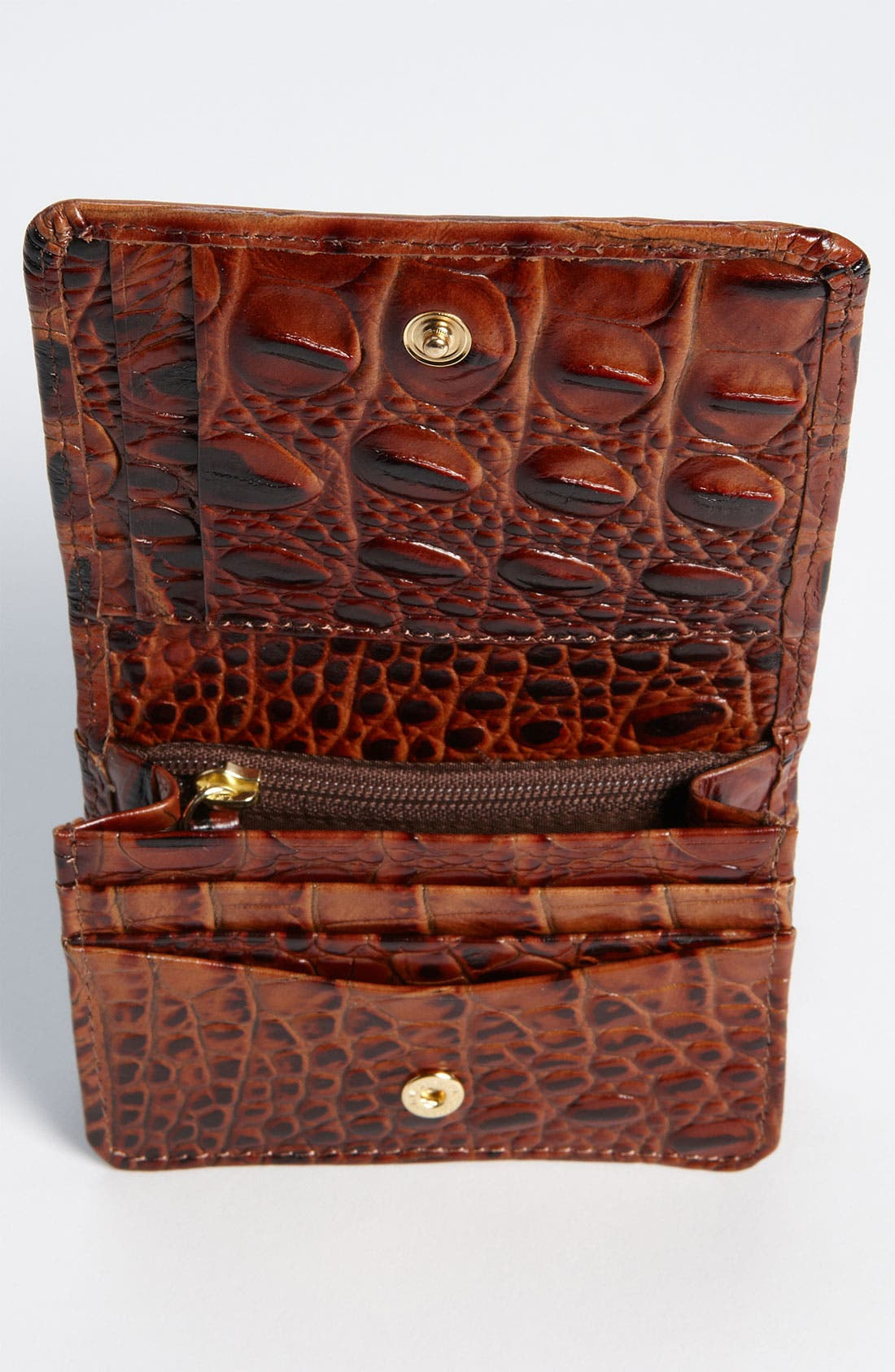 Alternate Image 3  - Brahmin 'Mini Key' Wallet