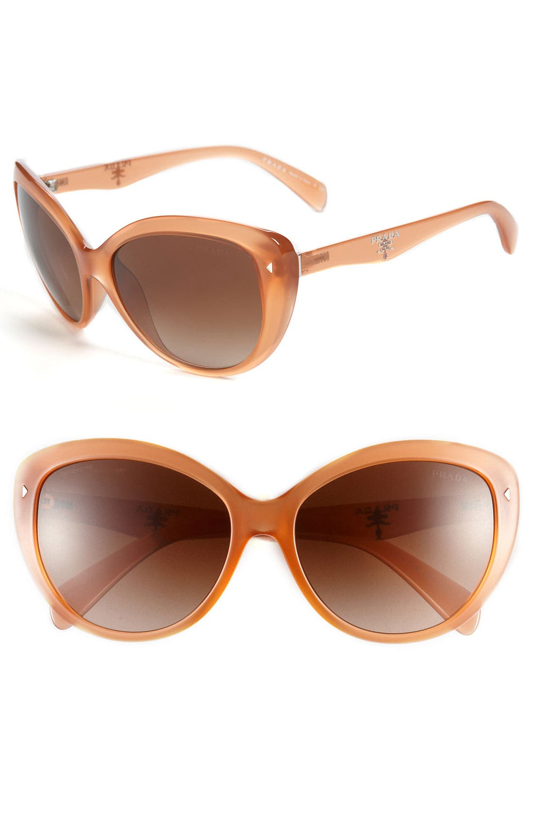 Alternate Image 1 Selected - Prada Retro Sunglasses