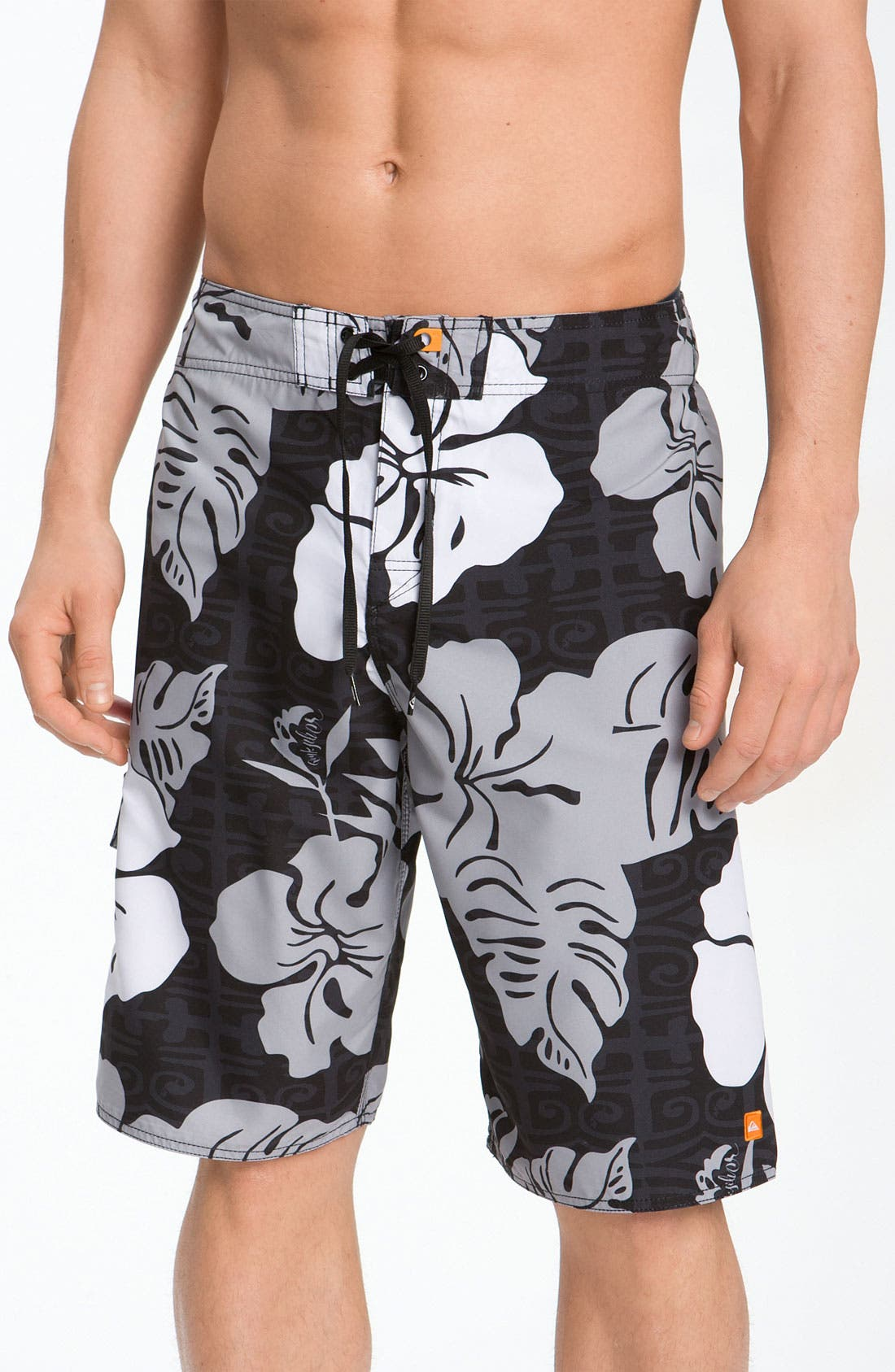 Alternate Image 1 Selected - Quiksilver Waterman Collection 'Betta Bing' Board Shorts
