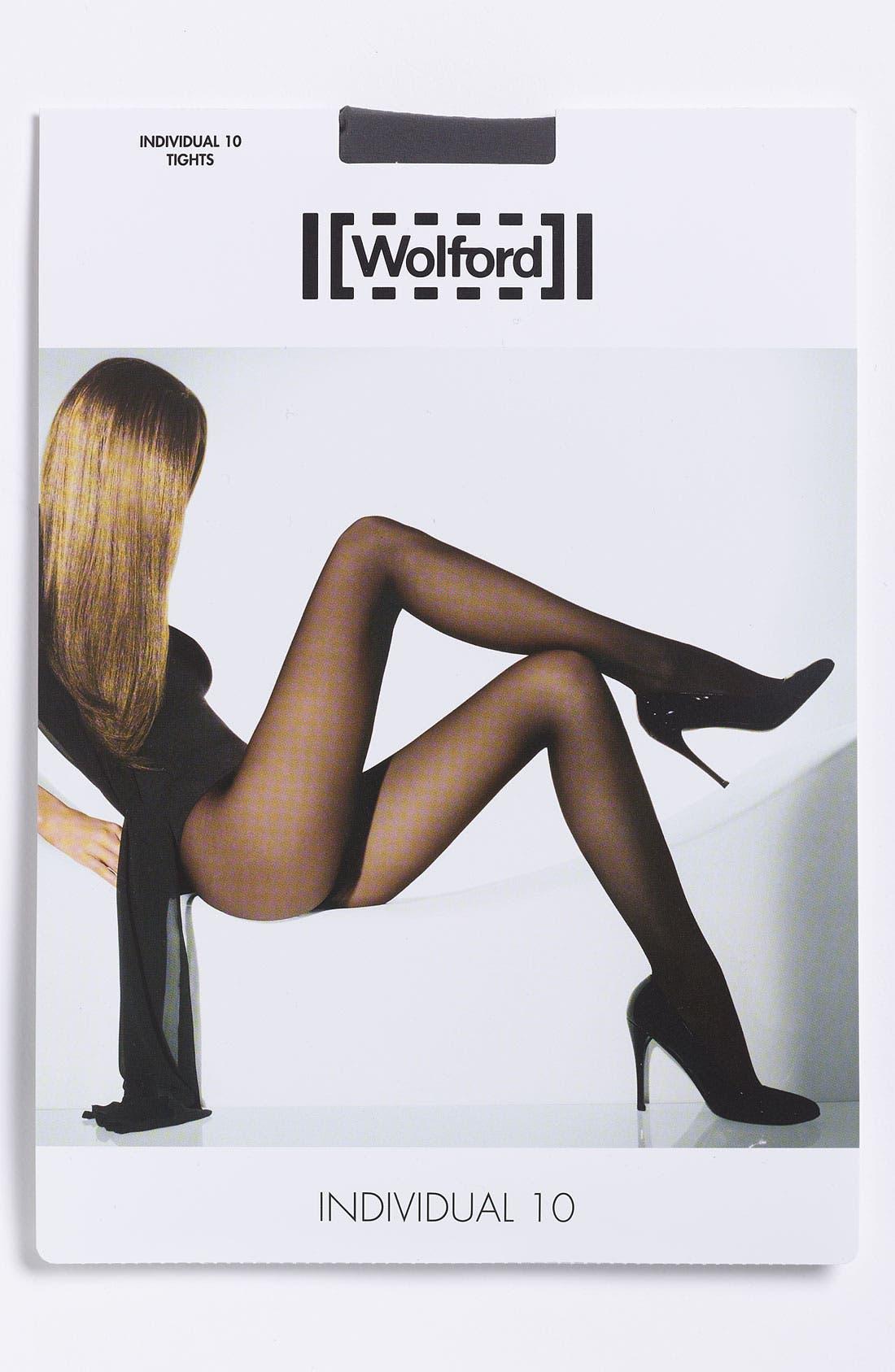 Alternate Image 3  - Wolford 'Individual 10' Pantyhose