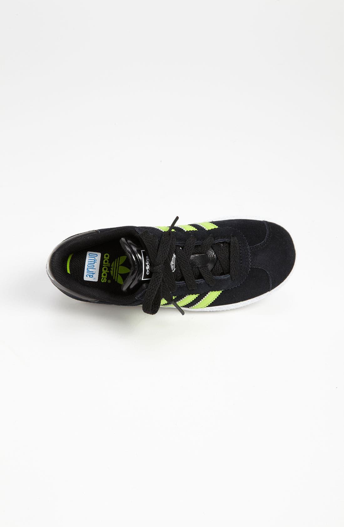 Alternate Image 3  - adidas 'Gazelle' Sneaker (Toddler, Little Kid & Big Kid)