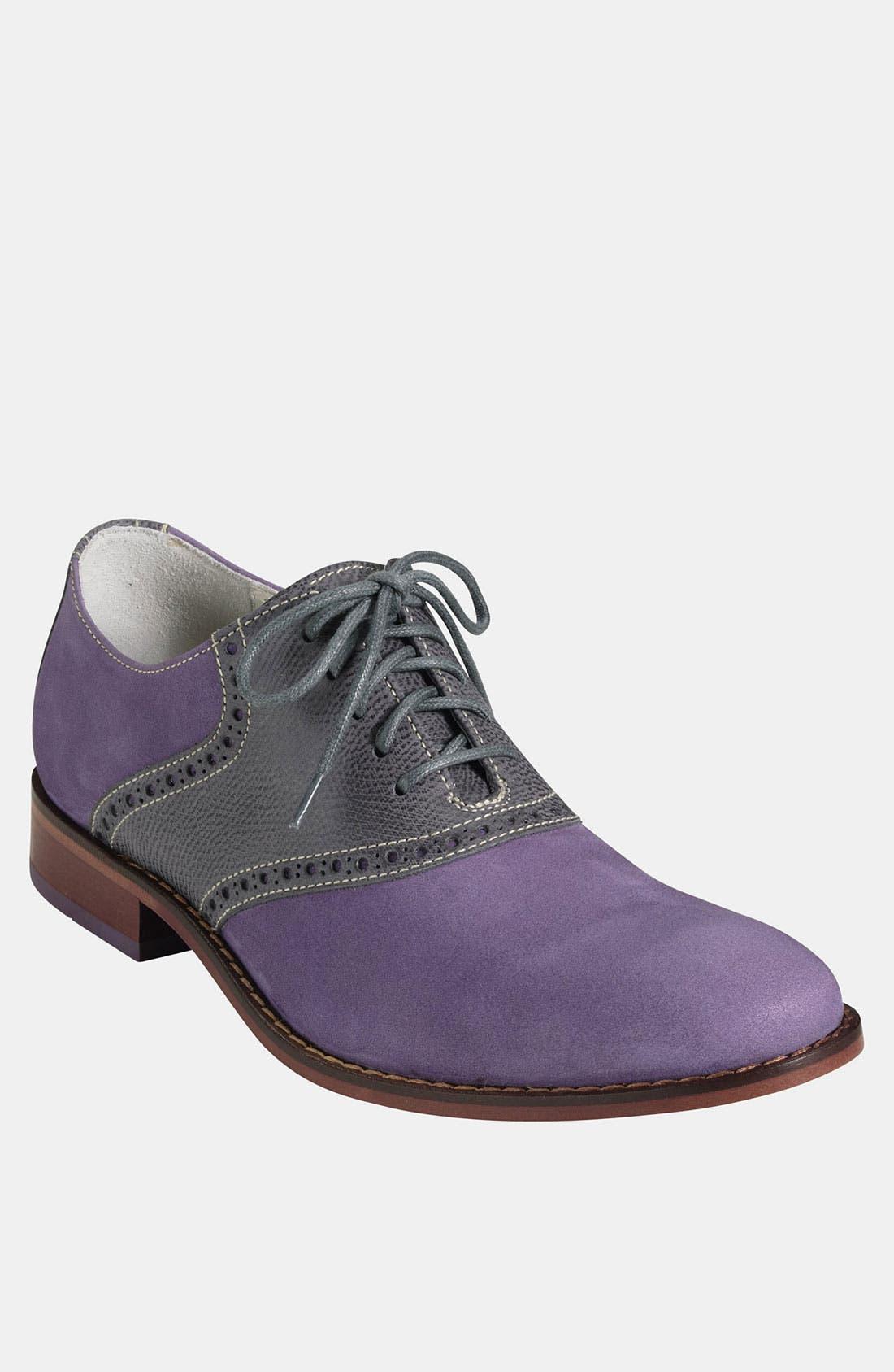 Main Image - Cole Haan 'Air Colton' Saddle Shoe