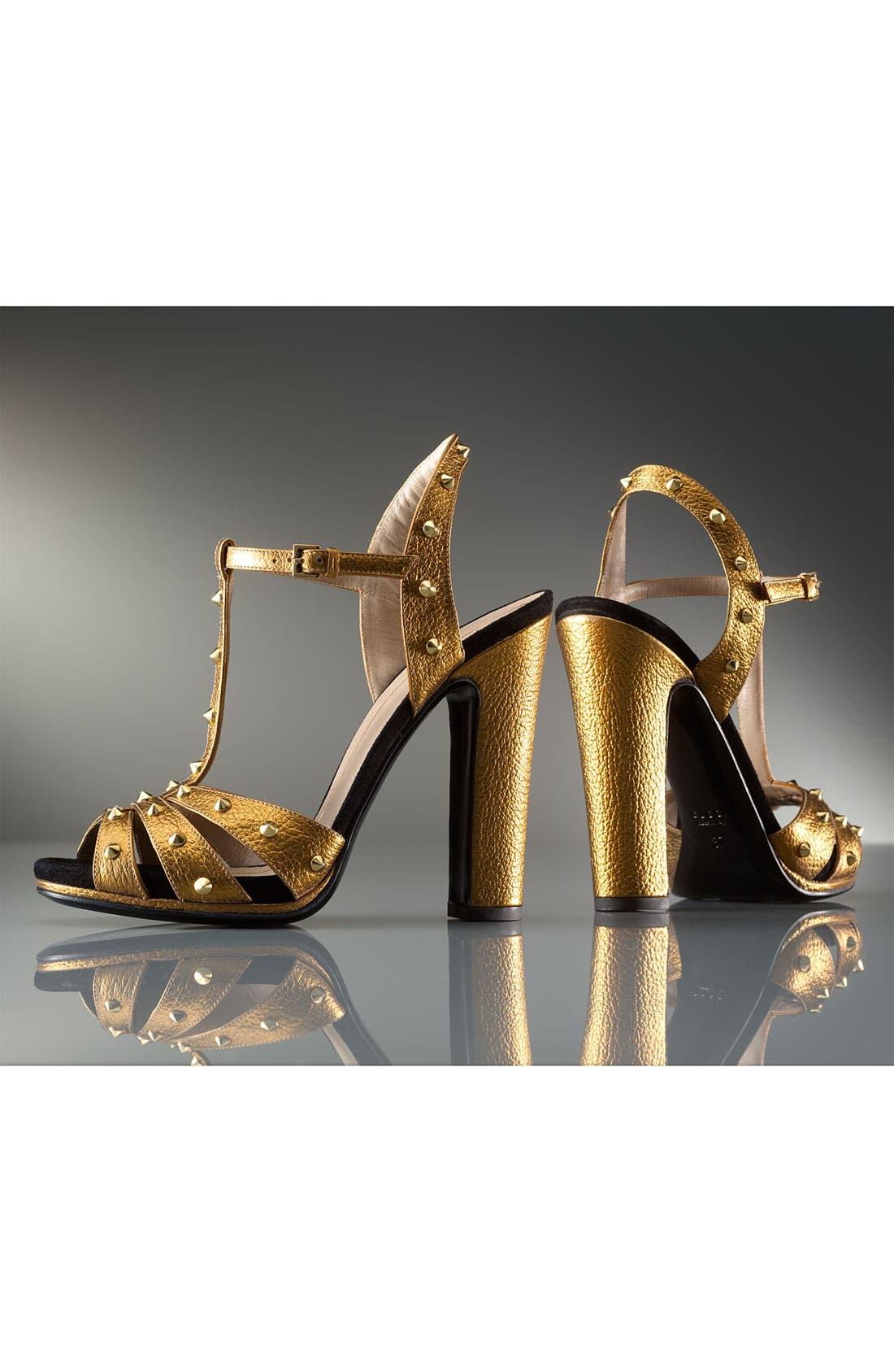 Alternate Image 5  - Gucci 'Jacquelyne' Sandal
