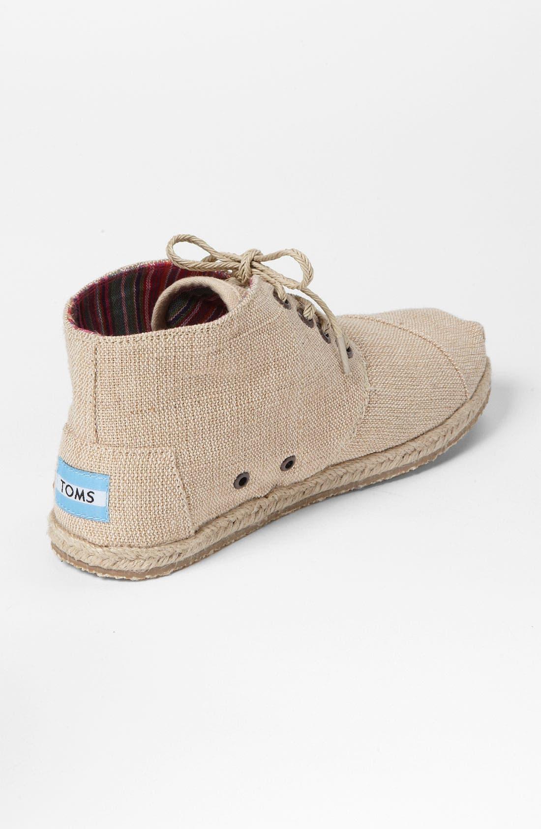 Alternate Image 2  - TOMS 'Botas Desert - Wisett' Chukka Boot (Women)