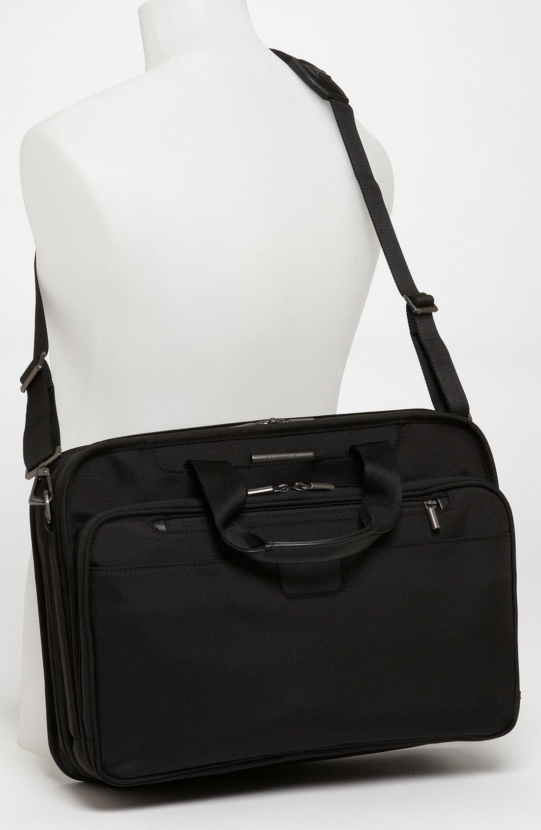 Alternate Image 4  - Briggs & Riley 'Work - Large Executive' Expandable Briefcase