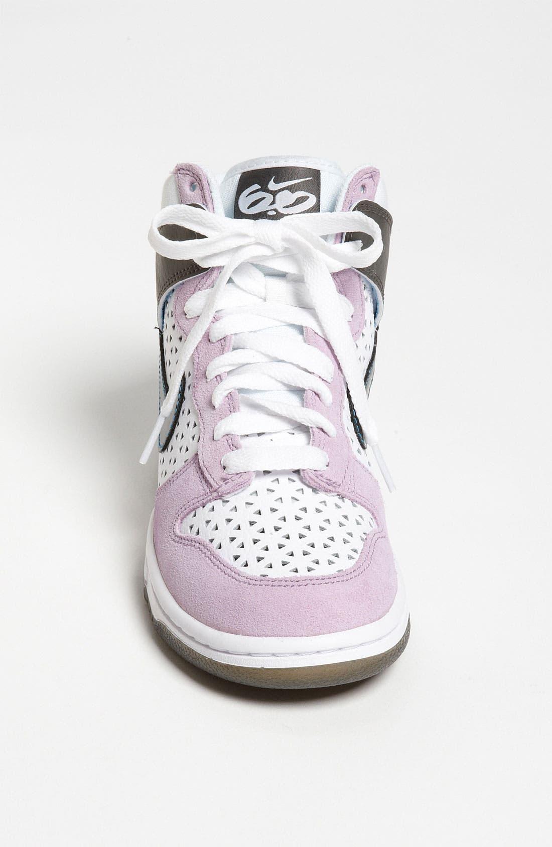 Alternate Image 2  - Nike 'Dunk Hi 6.0' Sneaker (Women) (Exclusive)