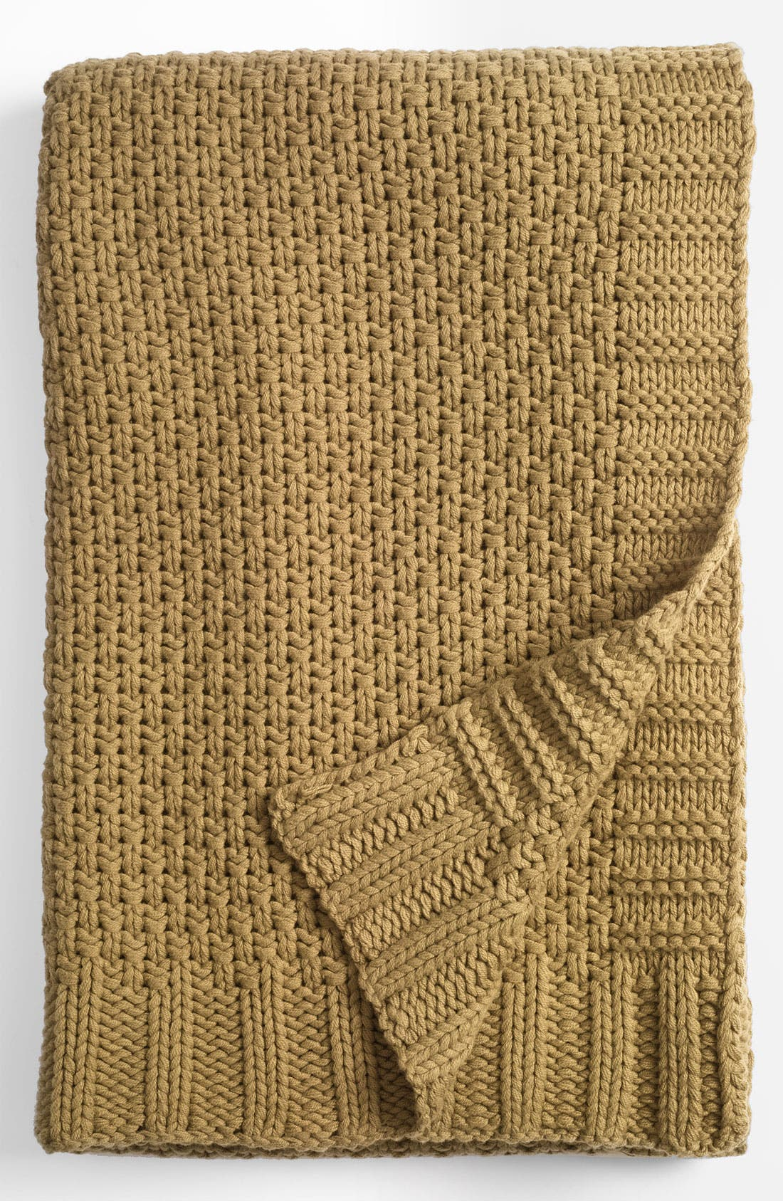 Alternate Image 2  - Nordstrom at Home Grand Hand Knit Throw