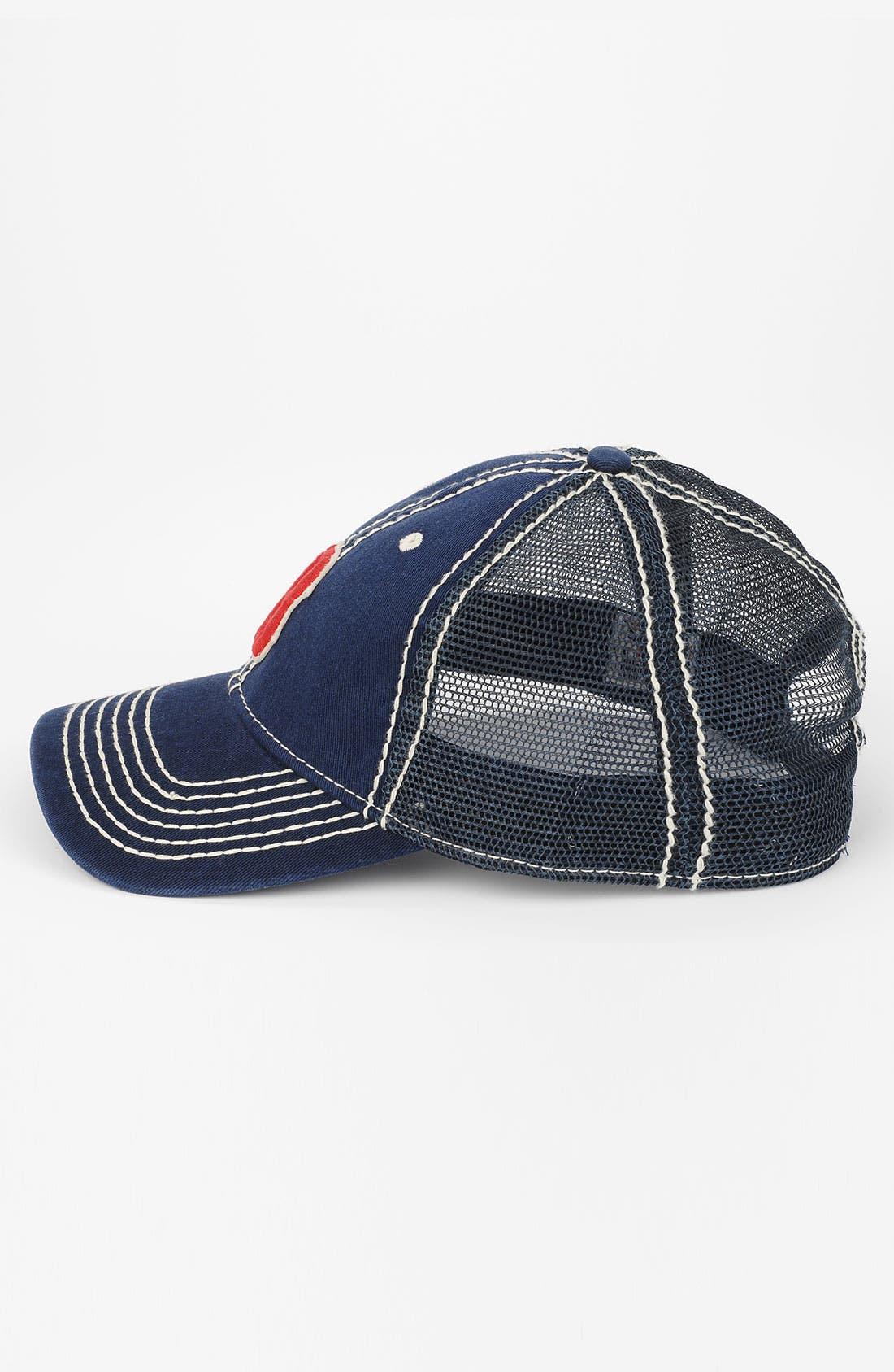 Alternate Image 2  - American Needle 'Red Sox' Mesh Back Baseball Cap