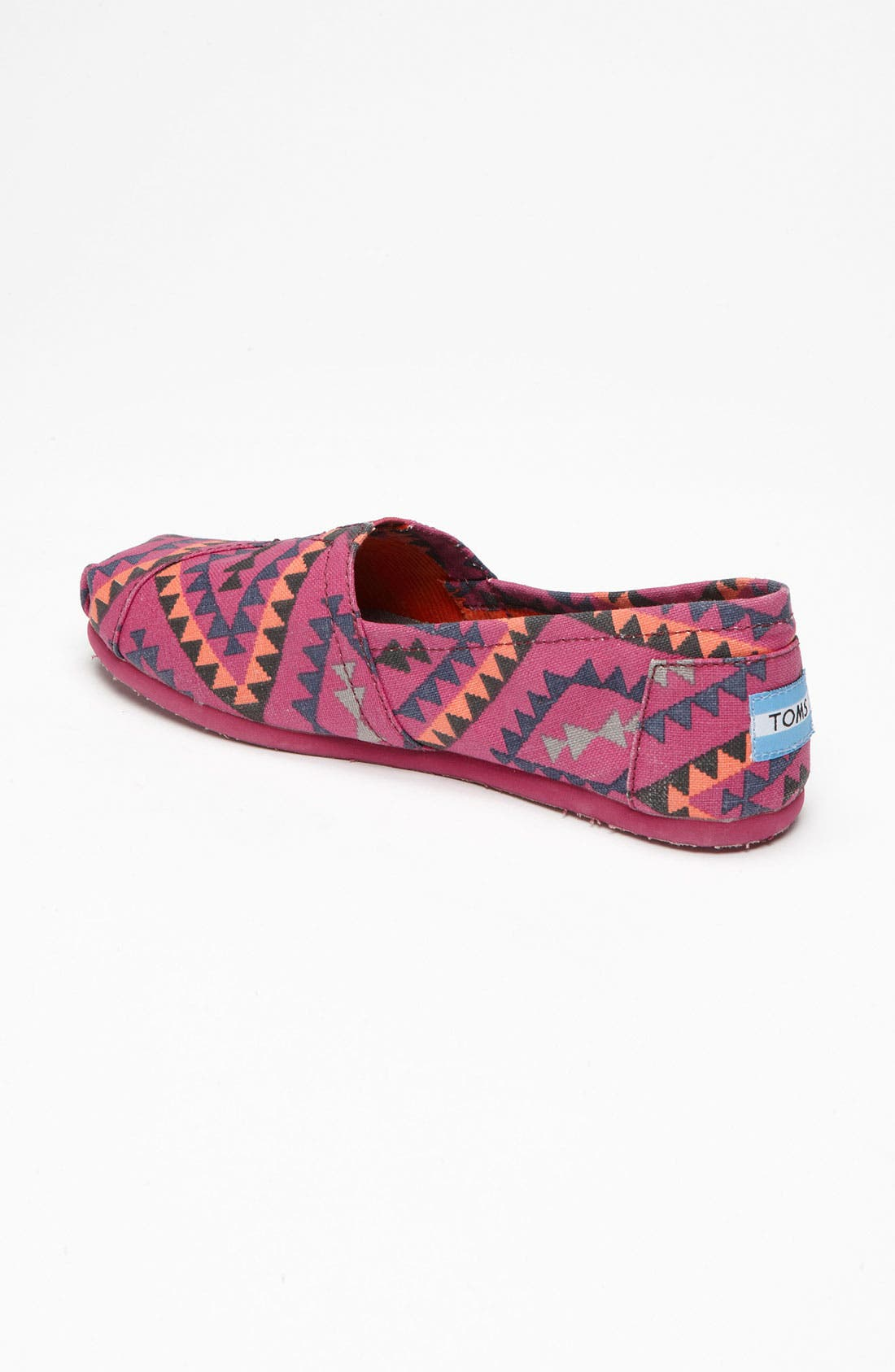 'Classic - Indo' Slip-On,                             Alternate thumbnail 2, color,                             Magenta