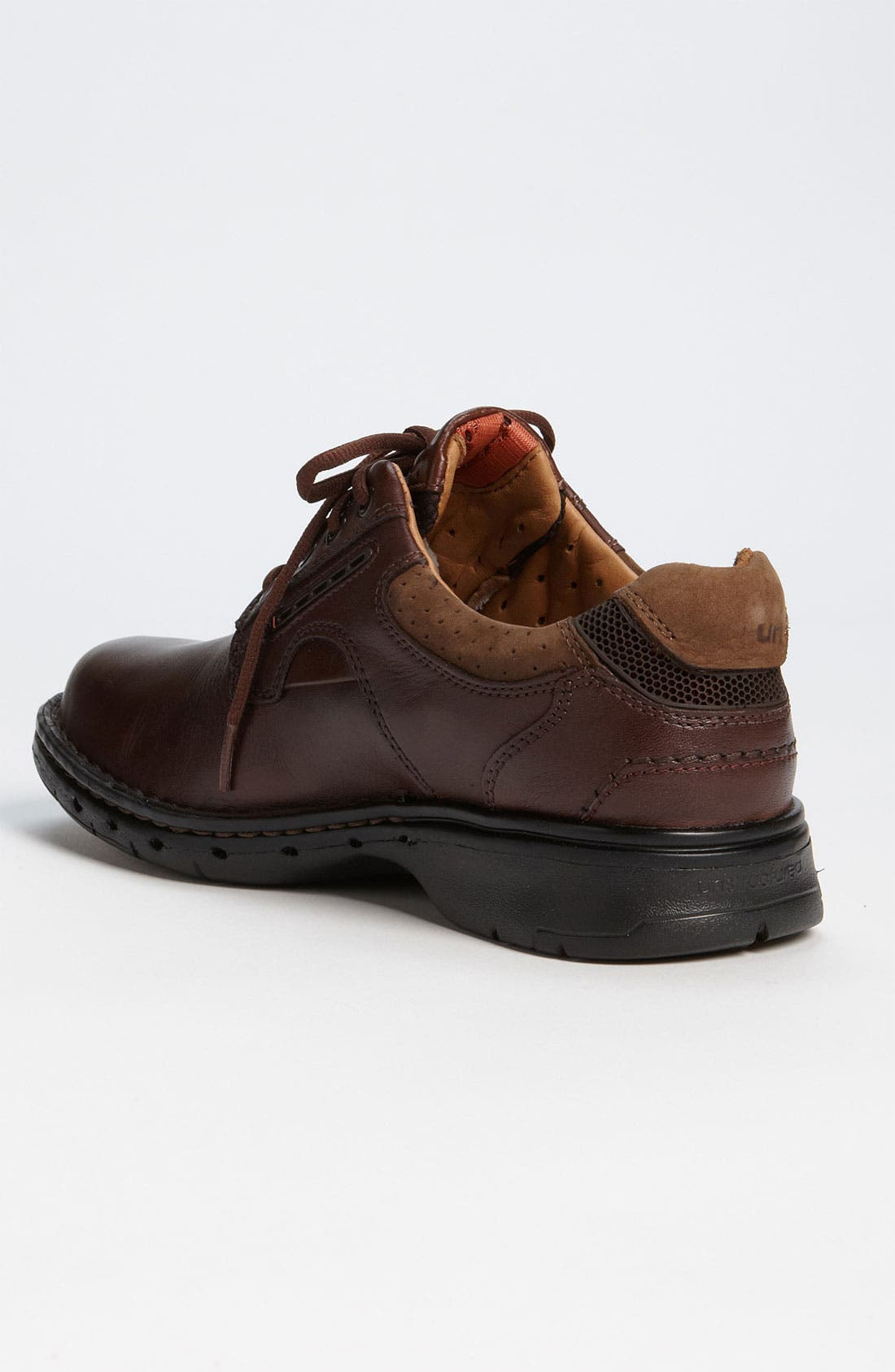 'Un Ravel' Oxford (Online Only),                             Alternate thumbnail 2, color,                             Brown Leather