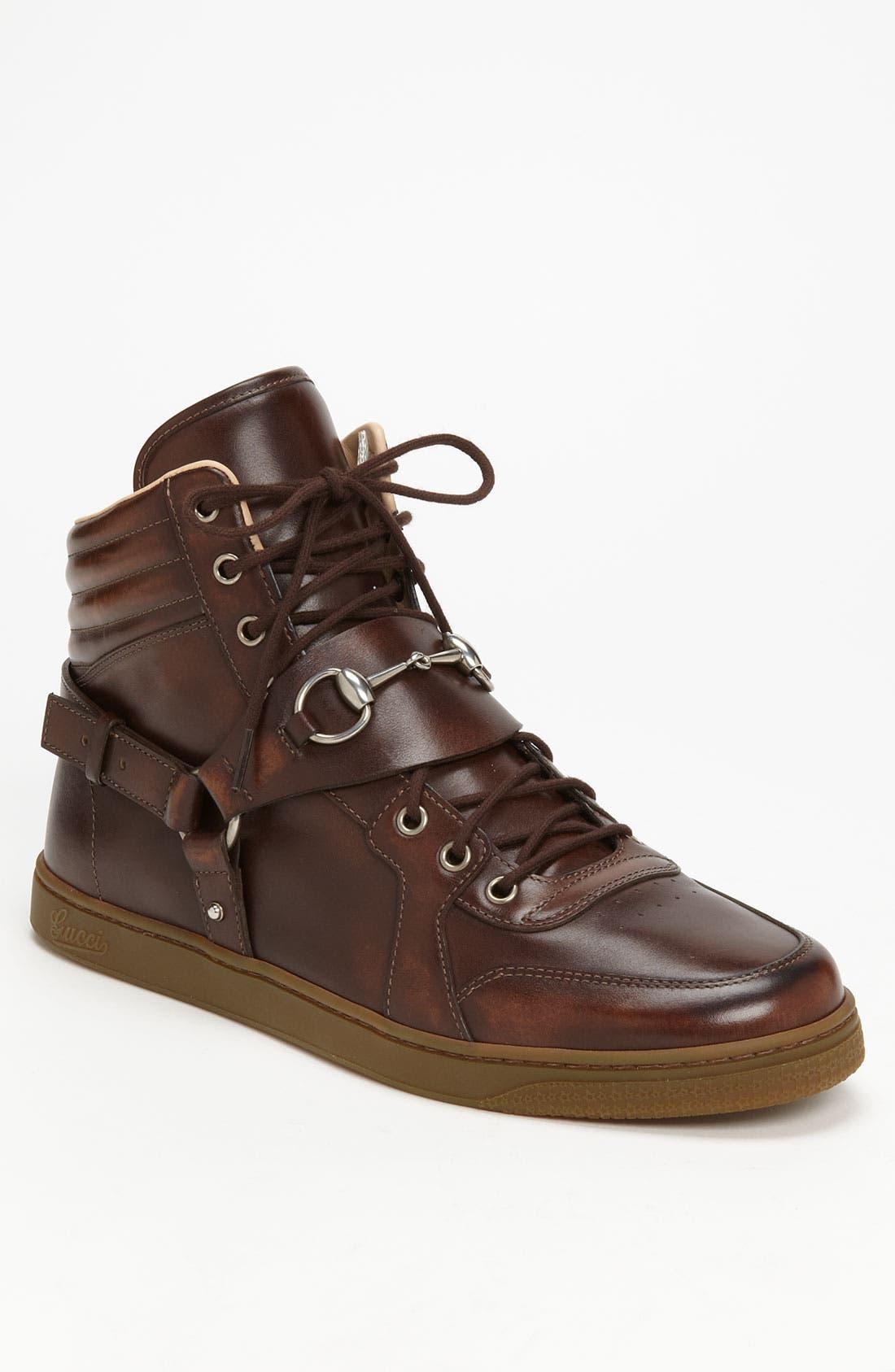 Main Image - Gucci 'Coda - Horse Bit' Sneaker (Online Exclusive)