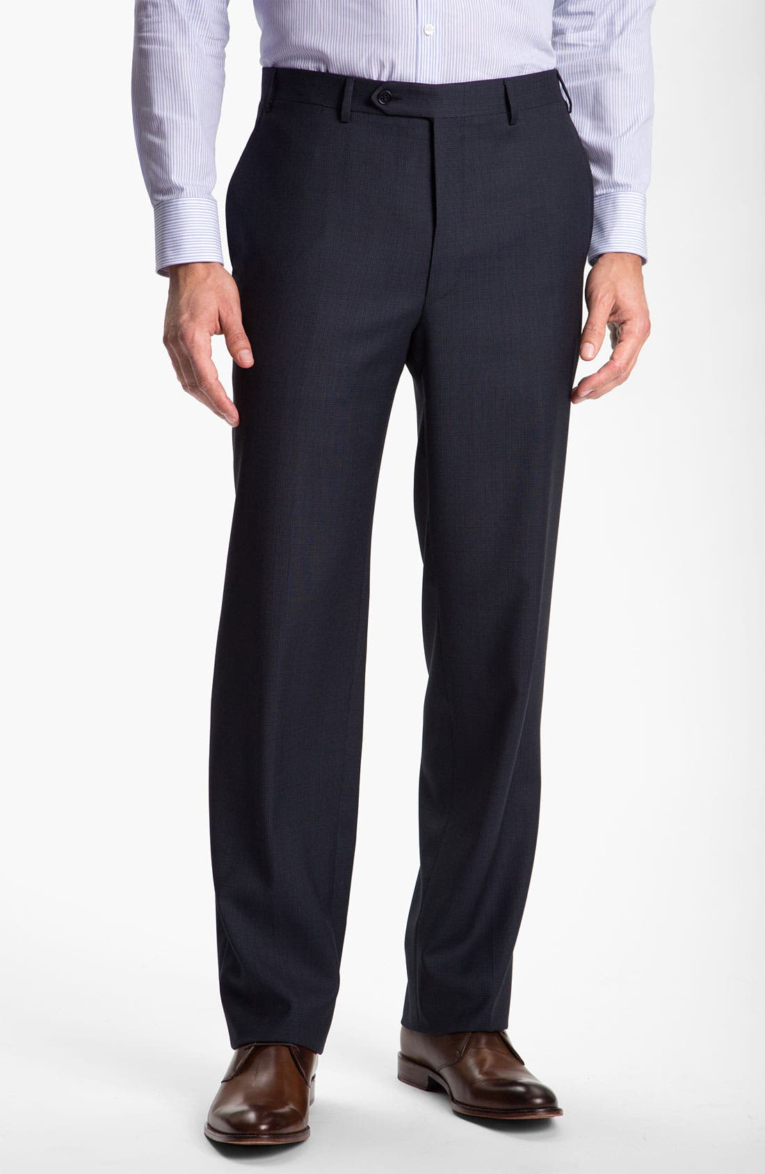 Alternate Image 4  - Canali Wool Suit