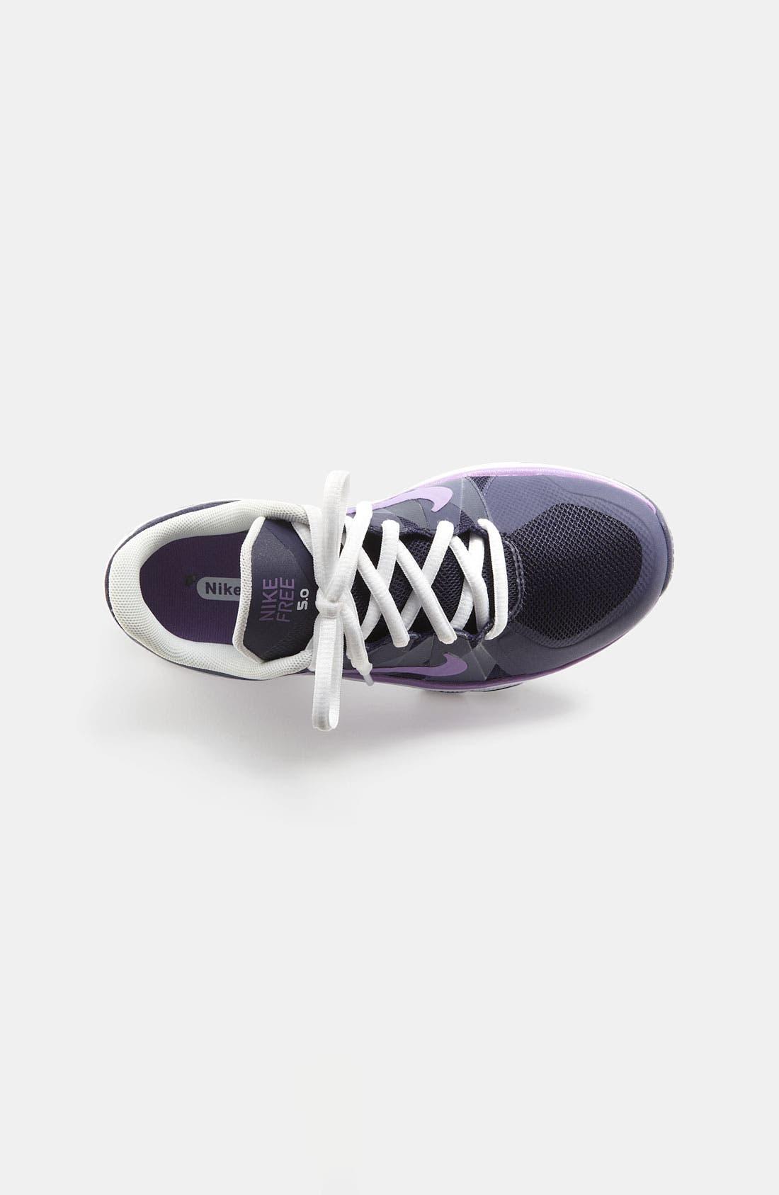 Alternate Image 3  - Nike 'Free Trainer 5.0' Sneaker (Big Kid)