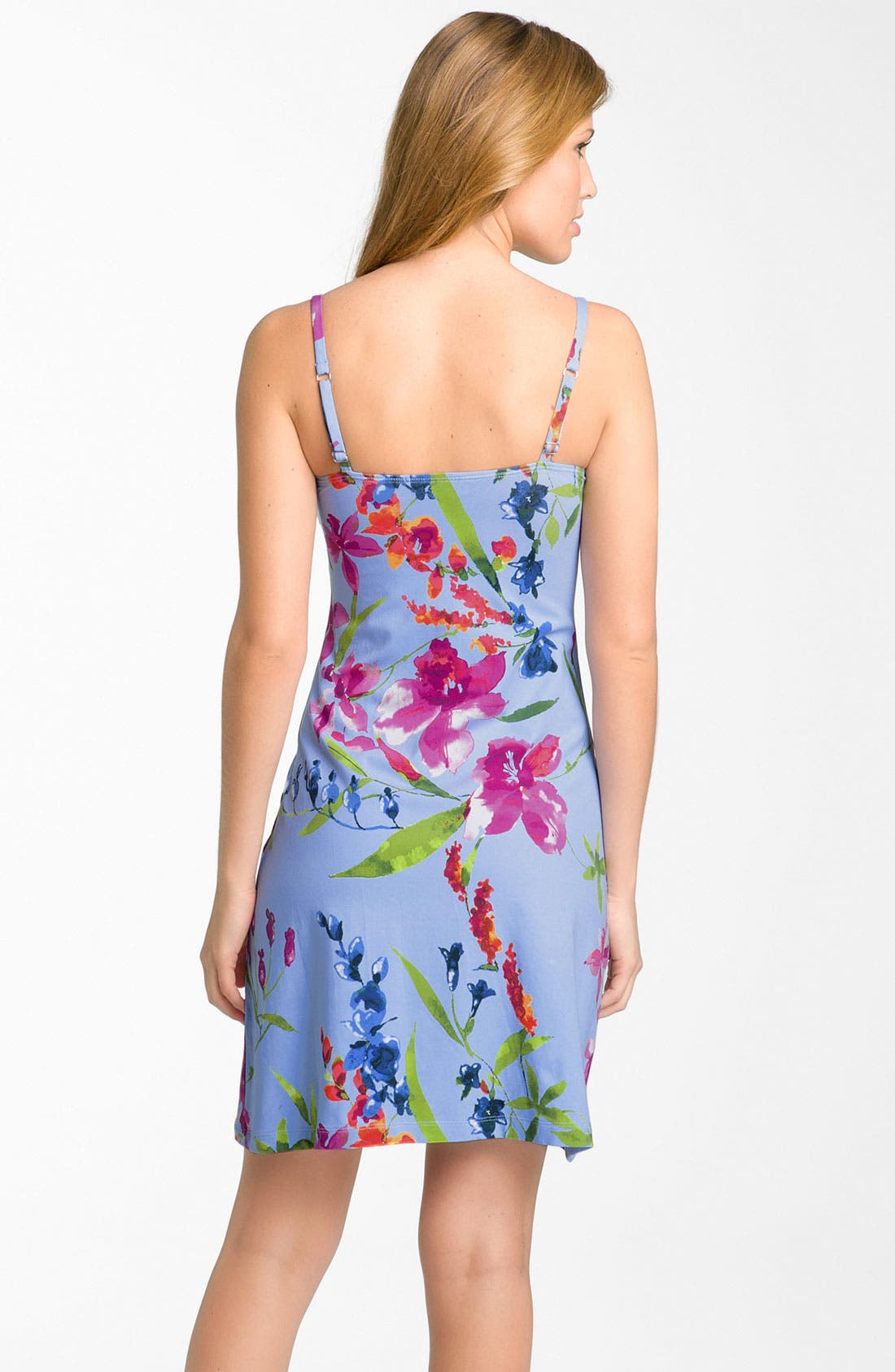 Alternate Image 2  - Tommy Bahama Floral Cover-Up Dress