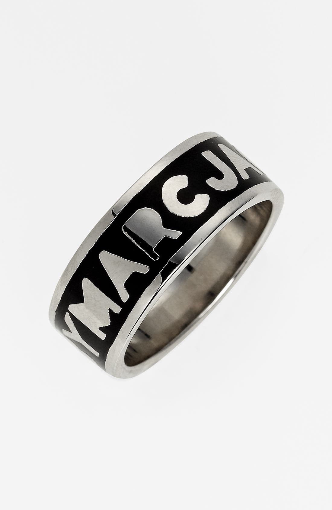 Alternate Image 1 Selected - MARC BY MARC JACOBS 'Classic Marc' Band Ring