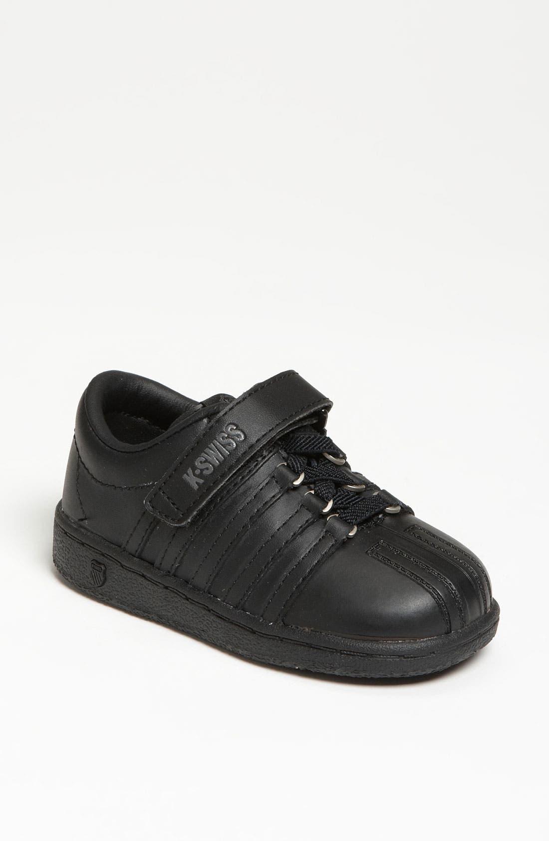 Alternate Image 1 Selected - K-Swiss Classic Sneaker (Baby, Walker & Toddler)
