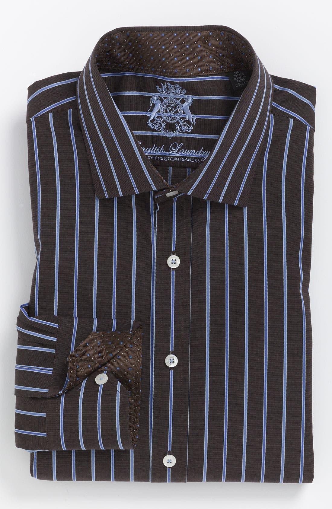 Alternate Image 1 Selected - English Laundry Trim Fit Dress Shirt