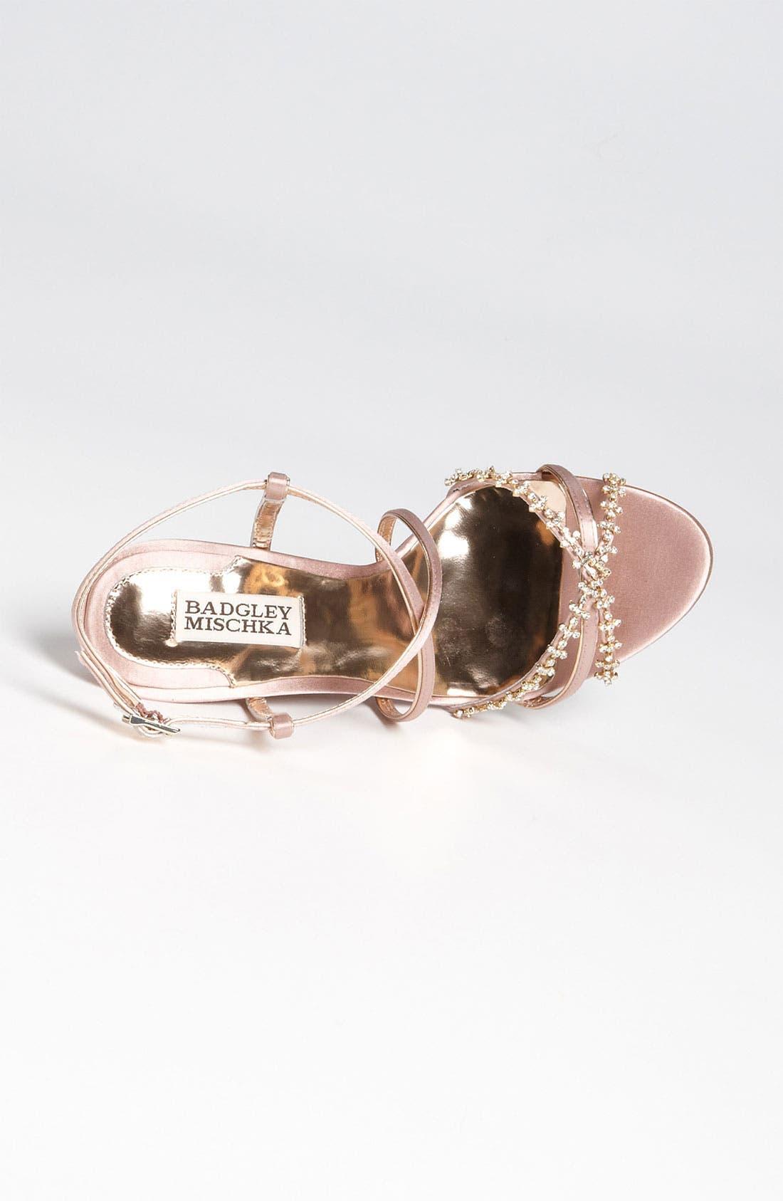Alternate Image 3  - Badgley Mischka 'Gisele' Sandal